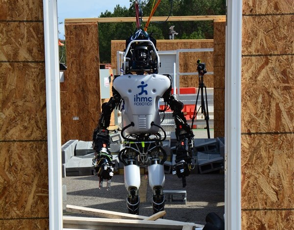 Here's What Humanoid Bots Will be Doing in DARPA's Robotics Challenge