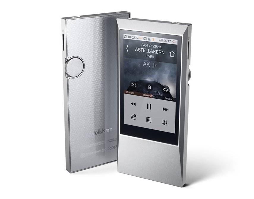 Astell & Kern's AK Jr Player Slims Down High-End Audio