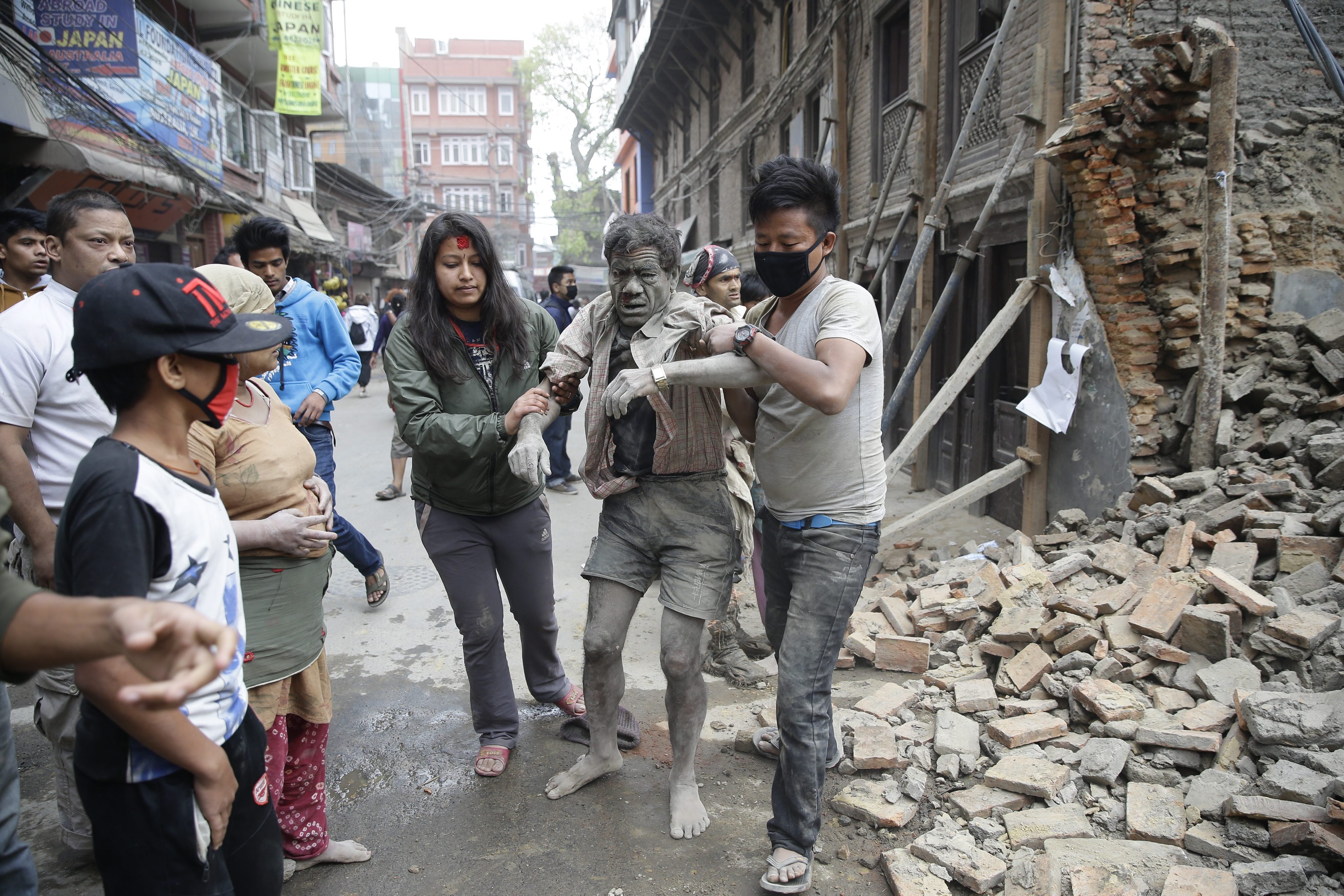 Nepal Earthquake: Death Toll Rises to 1,970 After 7.8-Magnitude.