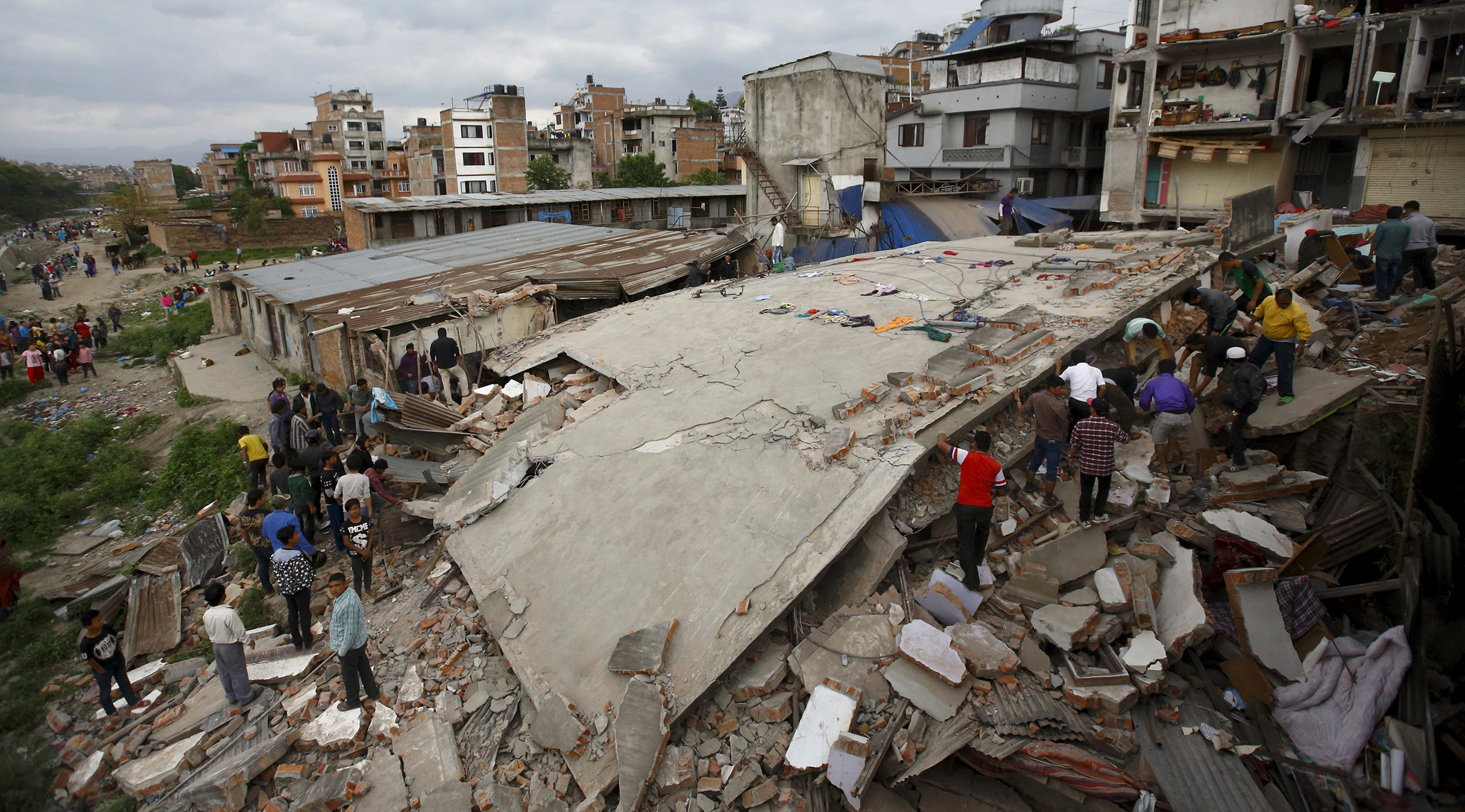 Nepal Earthquake Devastation Could Cost Billions: Heres How to.