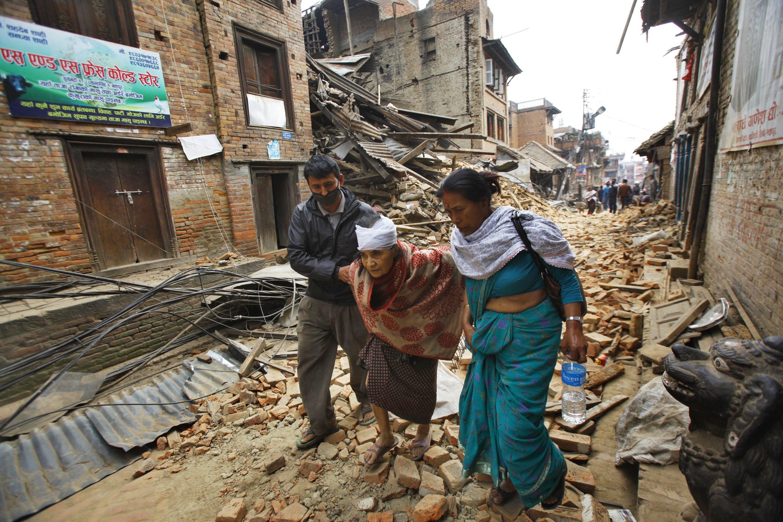 Nepal Earthquake Spurs Tech