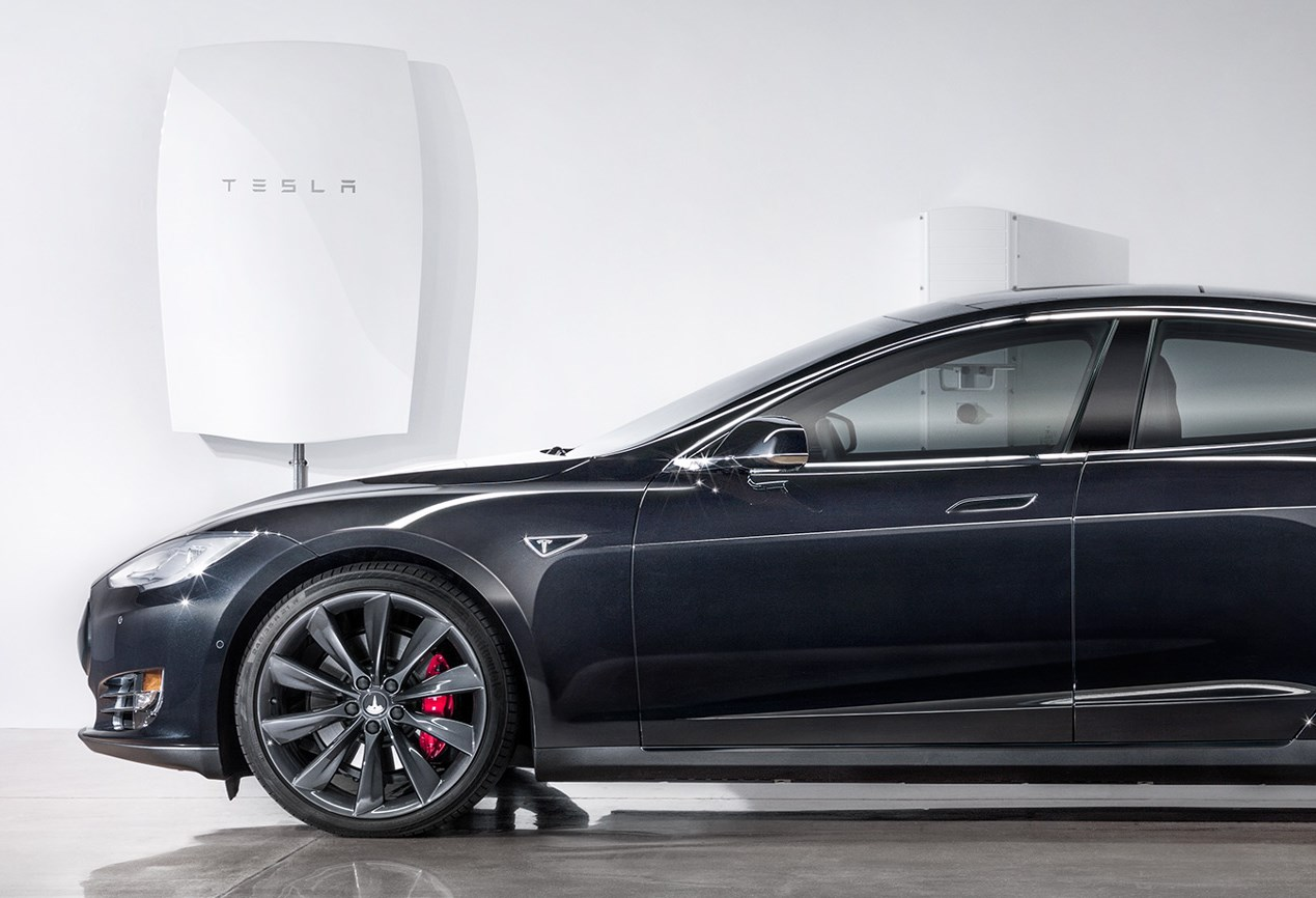 Tesla's Powerwall Leads the Charge for Self-Powered Homes