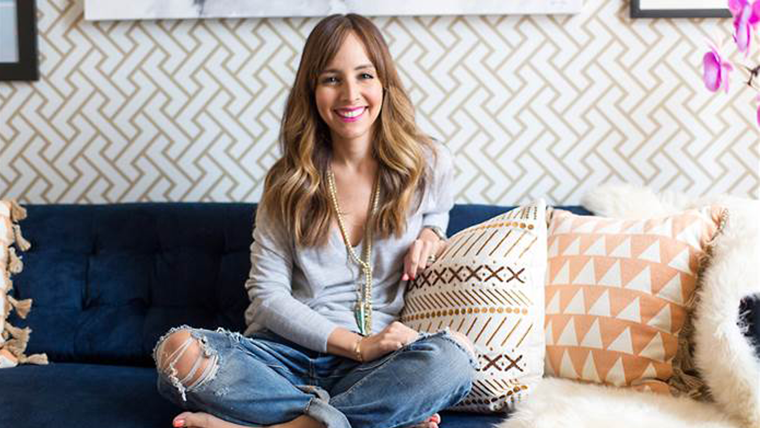 At Home With Today Visit Lilliana Vazquez In Her Fabulous