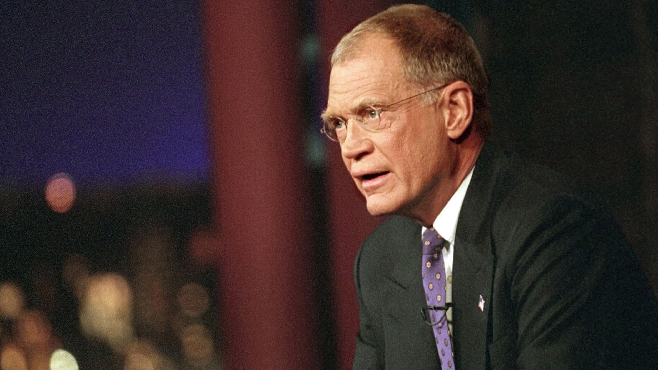 David Letterman Sex 36