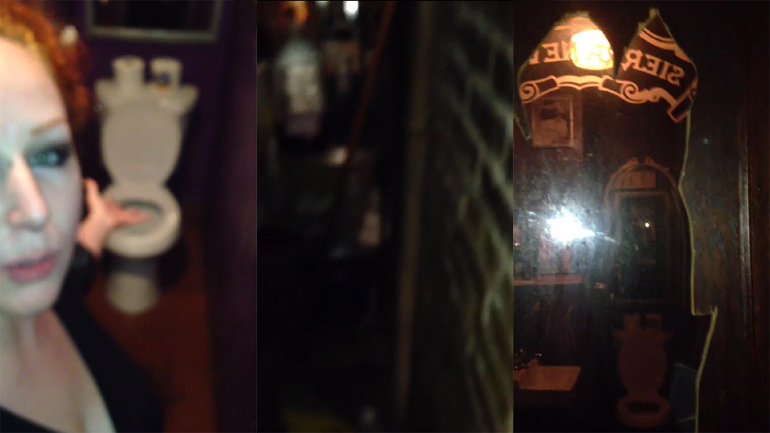 Bar Owner Defends Two-Way Mirror in Women's Restroom
