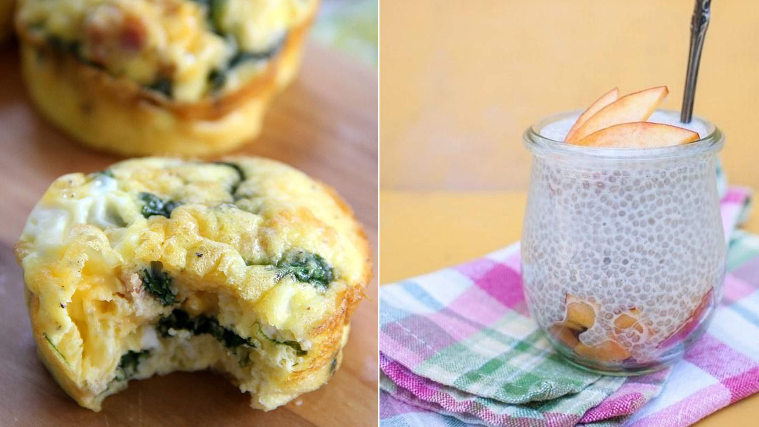 Healthy On The Go Breakfast Ideas From Pinterest When You
