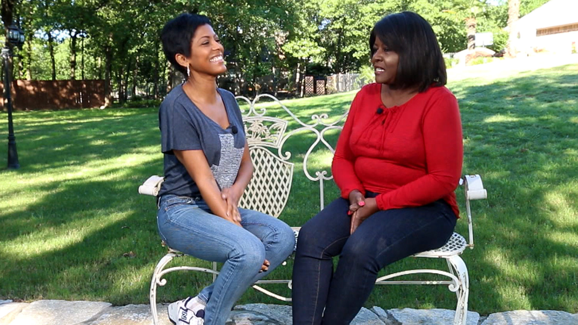 Mother S Day Surprise Tamron Hall Plants Garden For Mom
