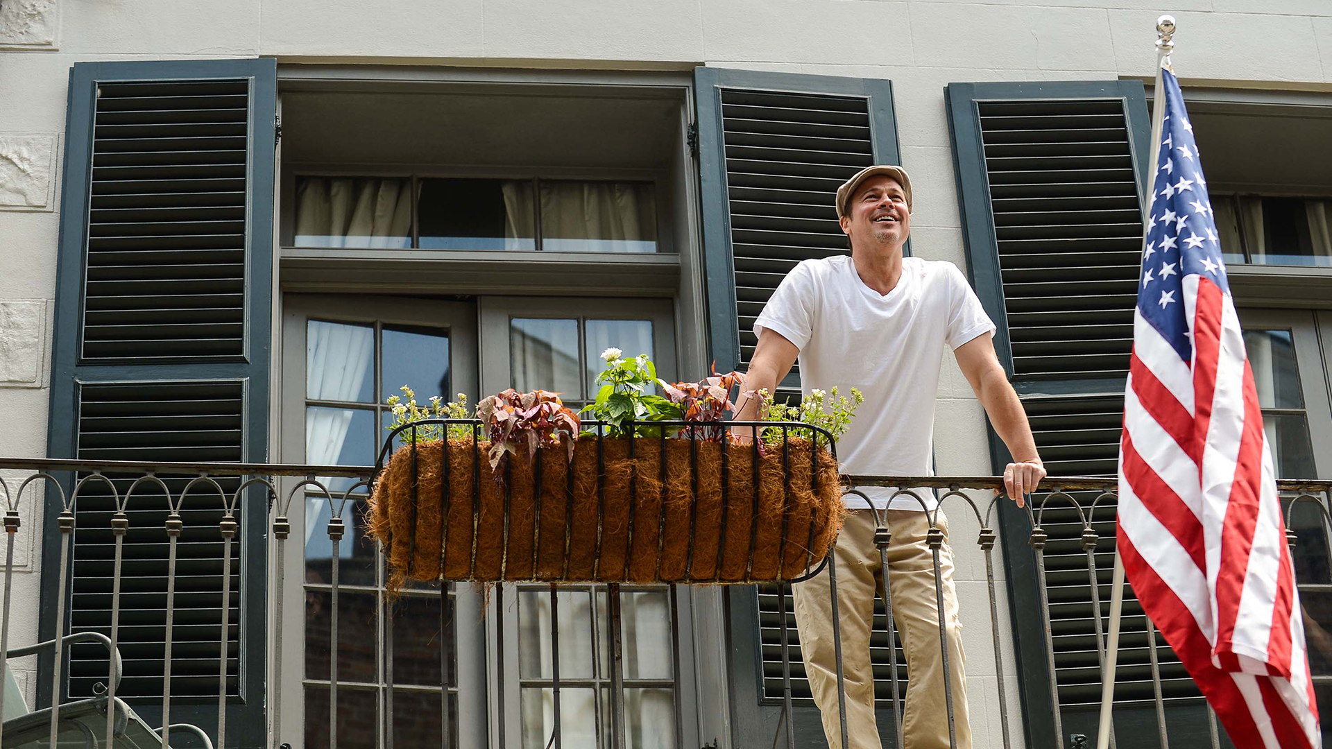 Brad Pitt New Orleans Home Listing