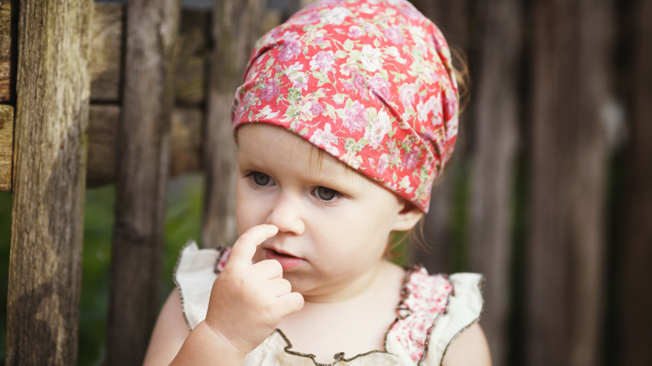 Nose-picking: What's normal and what's not for kids