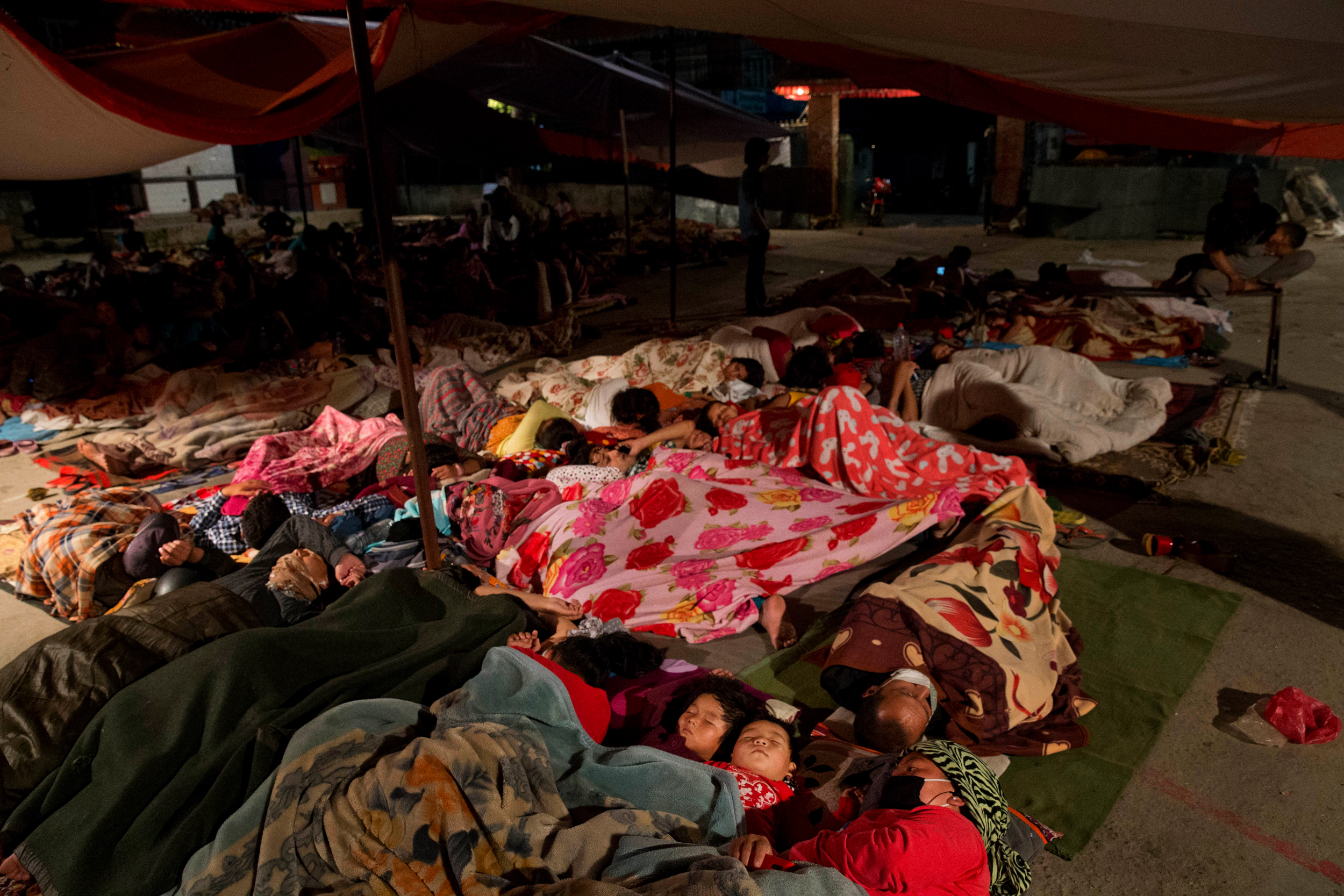 Nepal Earthquakes: Survivors Face Years of Anxiety ...