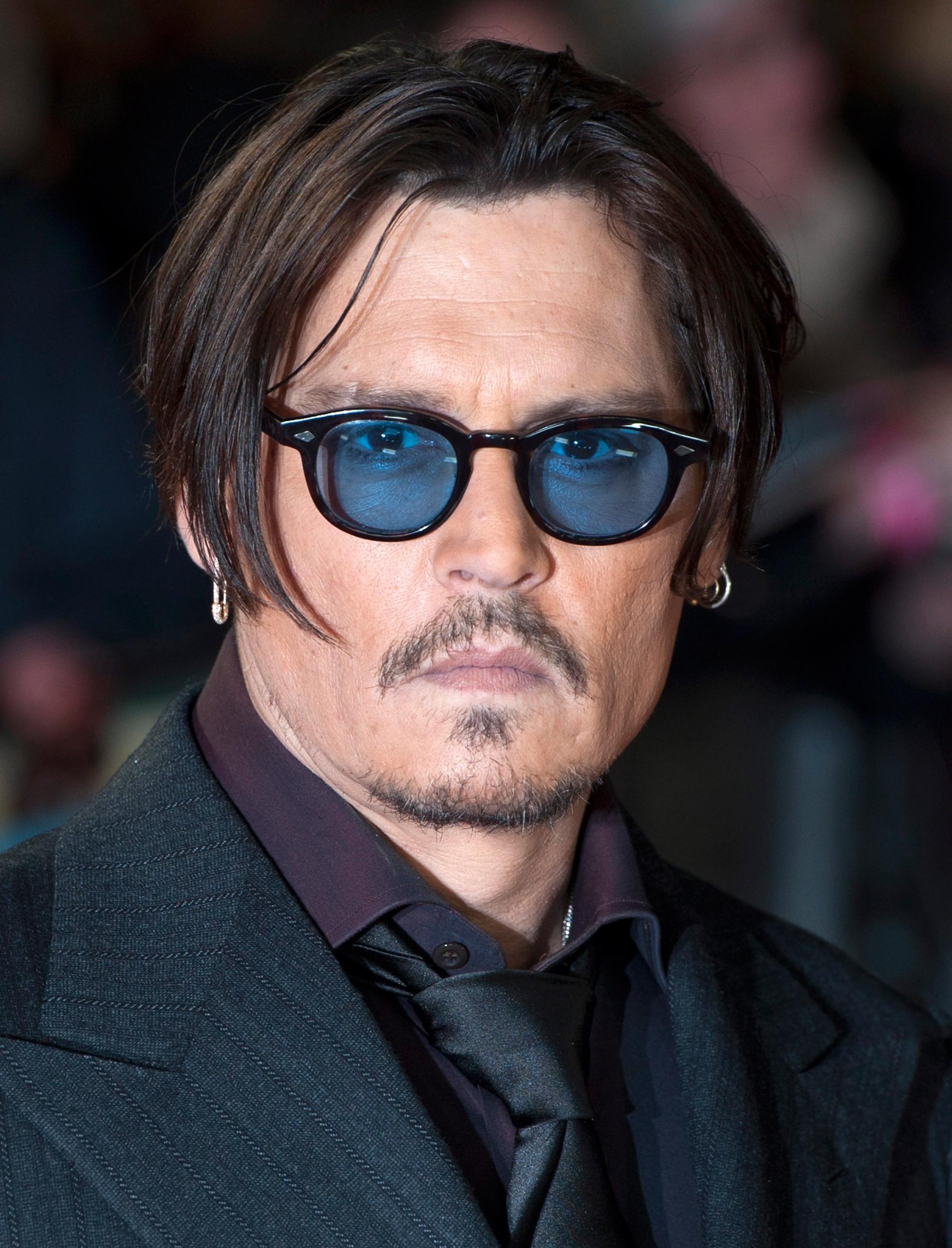 Depp Johnny
