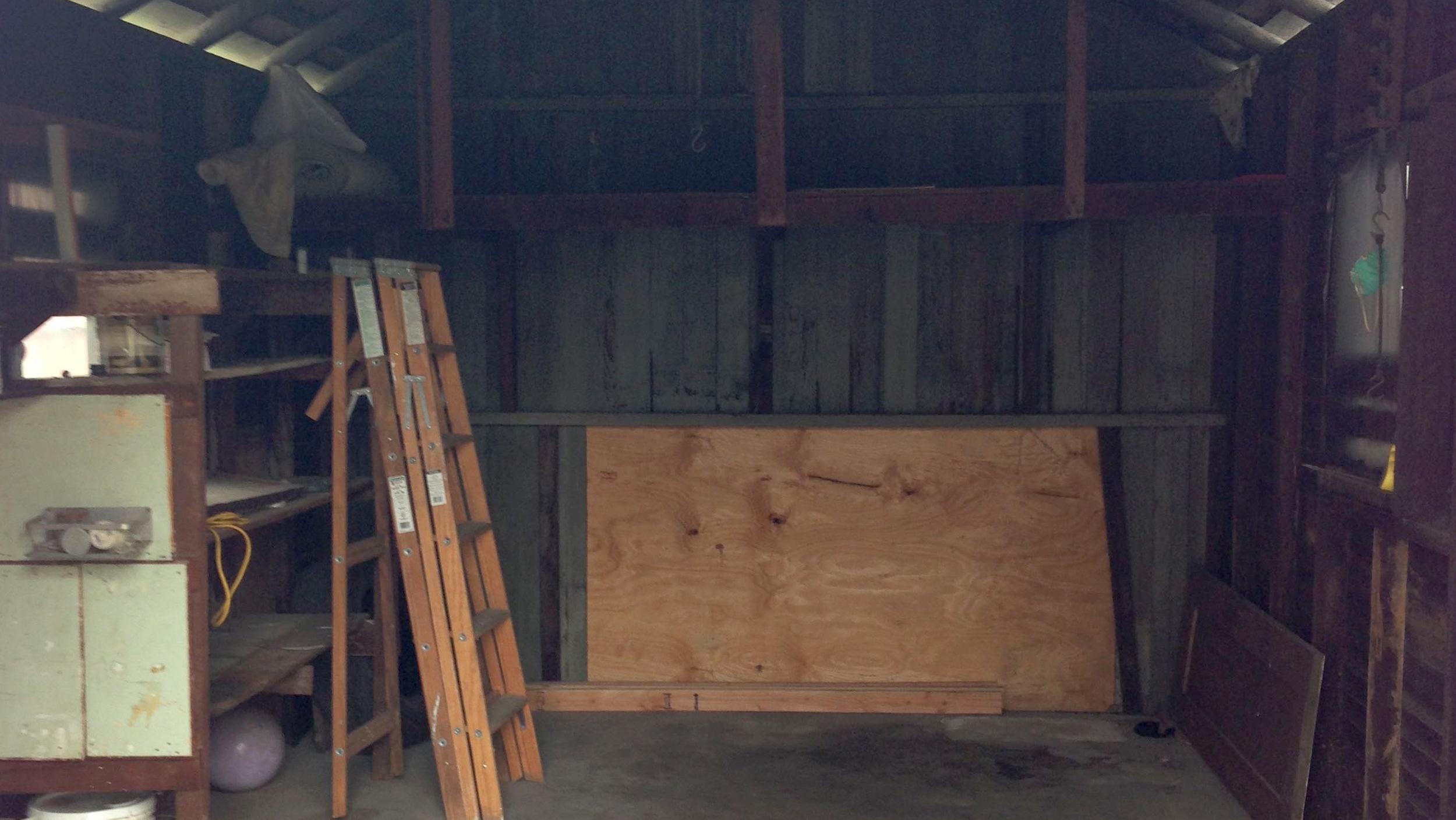 Three Garage House