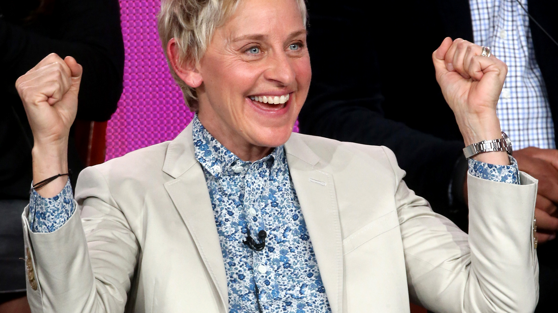 Ellen Degeneres Fashion Line To Solve Nothing To Wear Woes