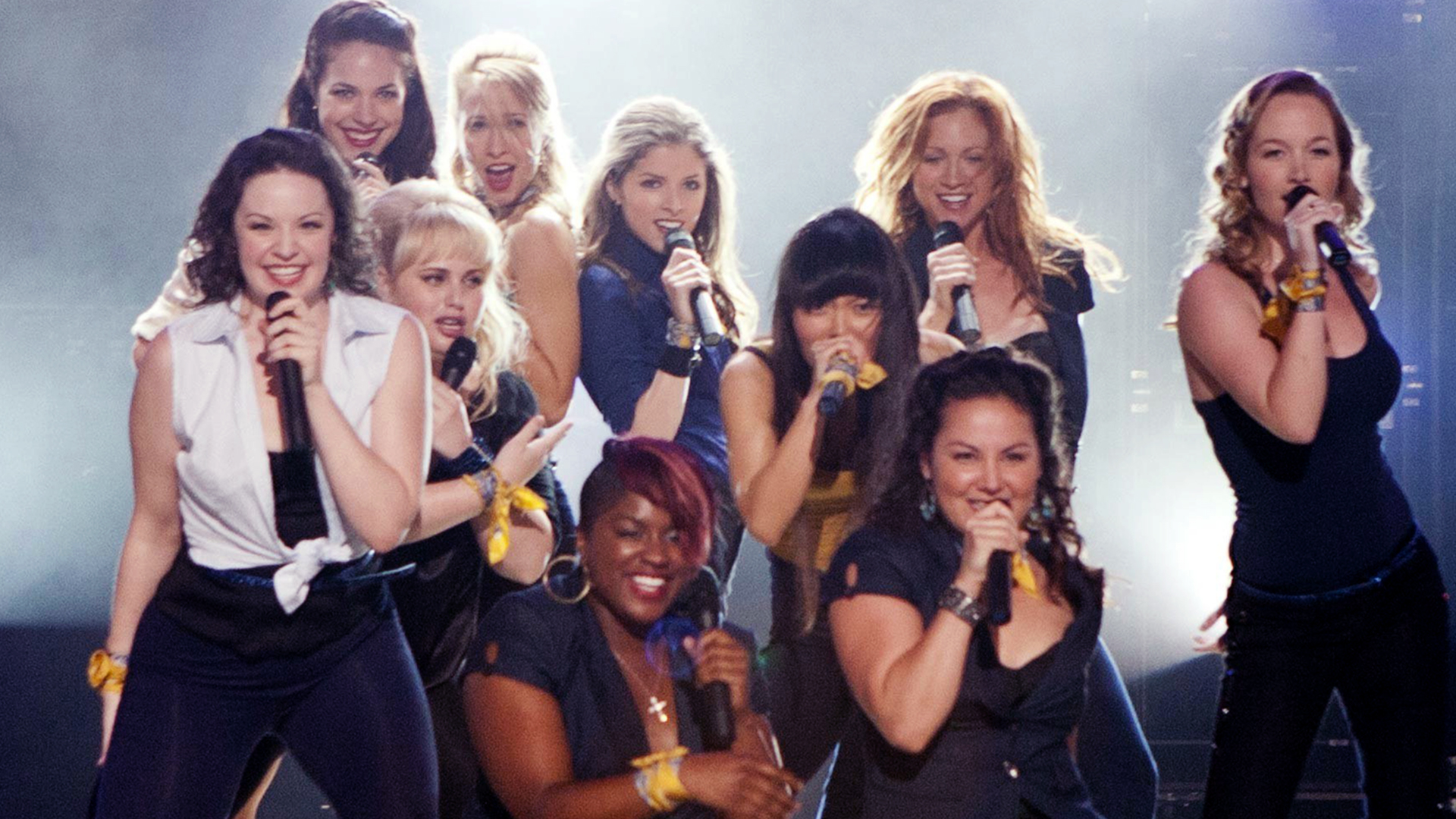 Anna Kendrick Rebel Wilson To Star In Pitch Perfect 3