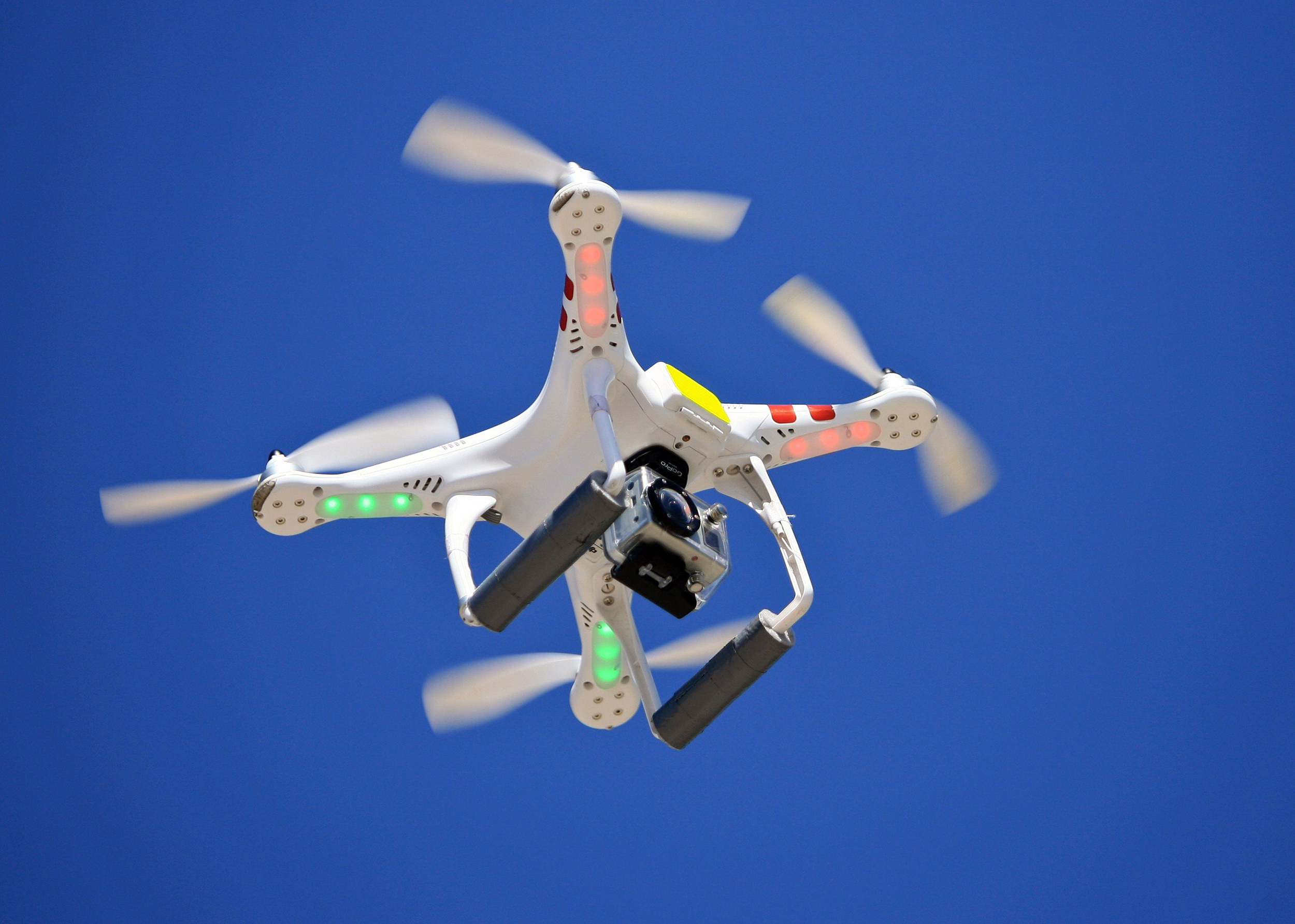 Start-Up Provides Drone Pilots