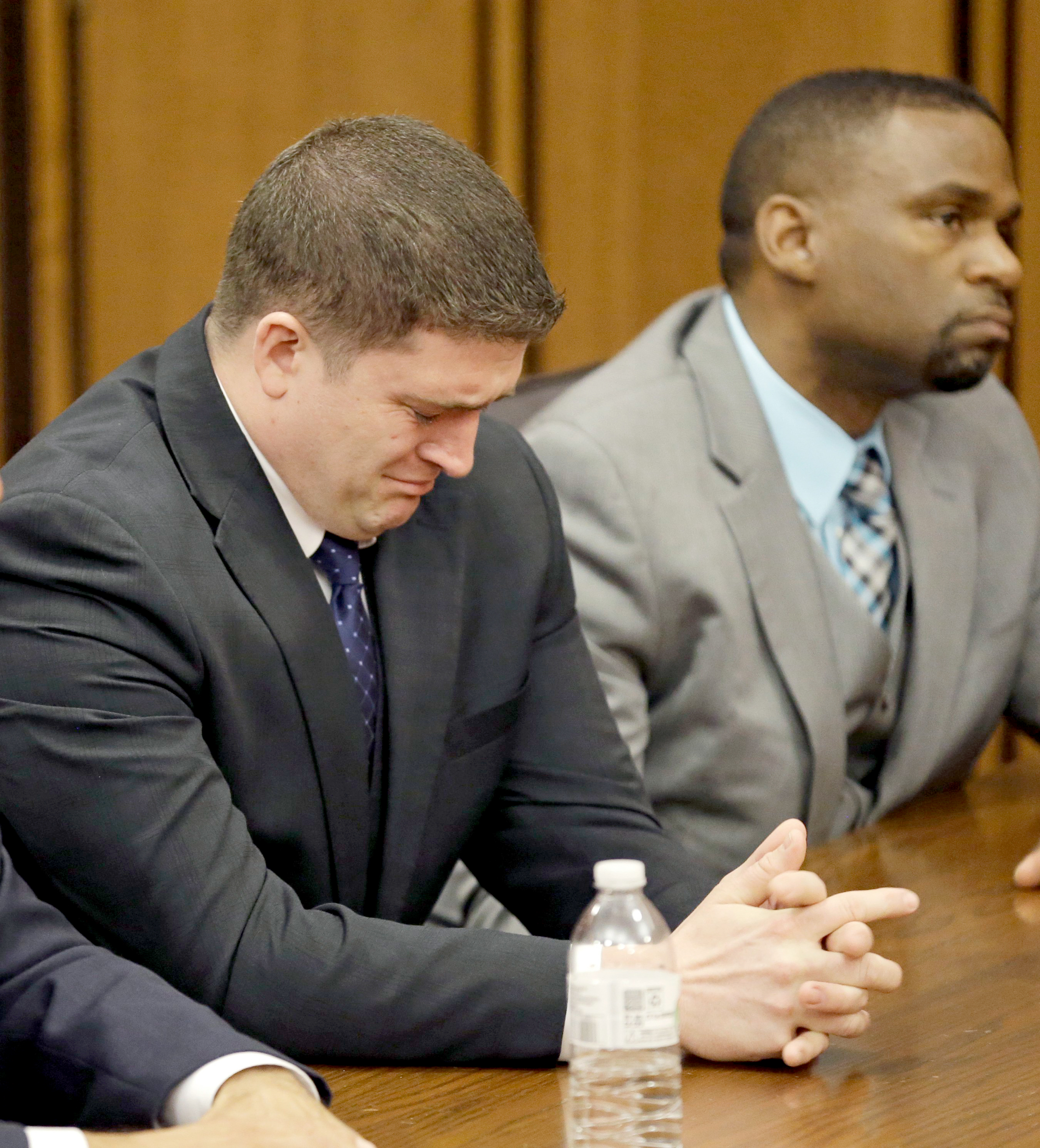 cleveland officer michael brelo found not guilty in car hood