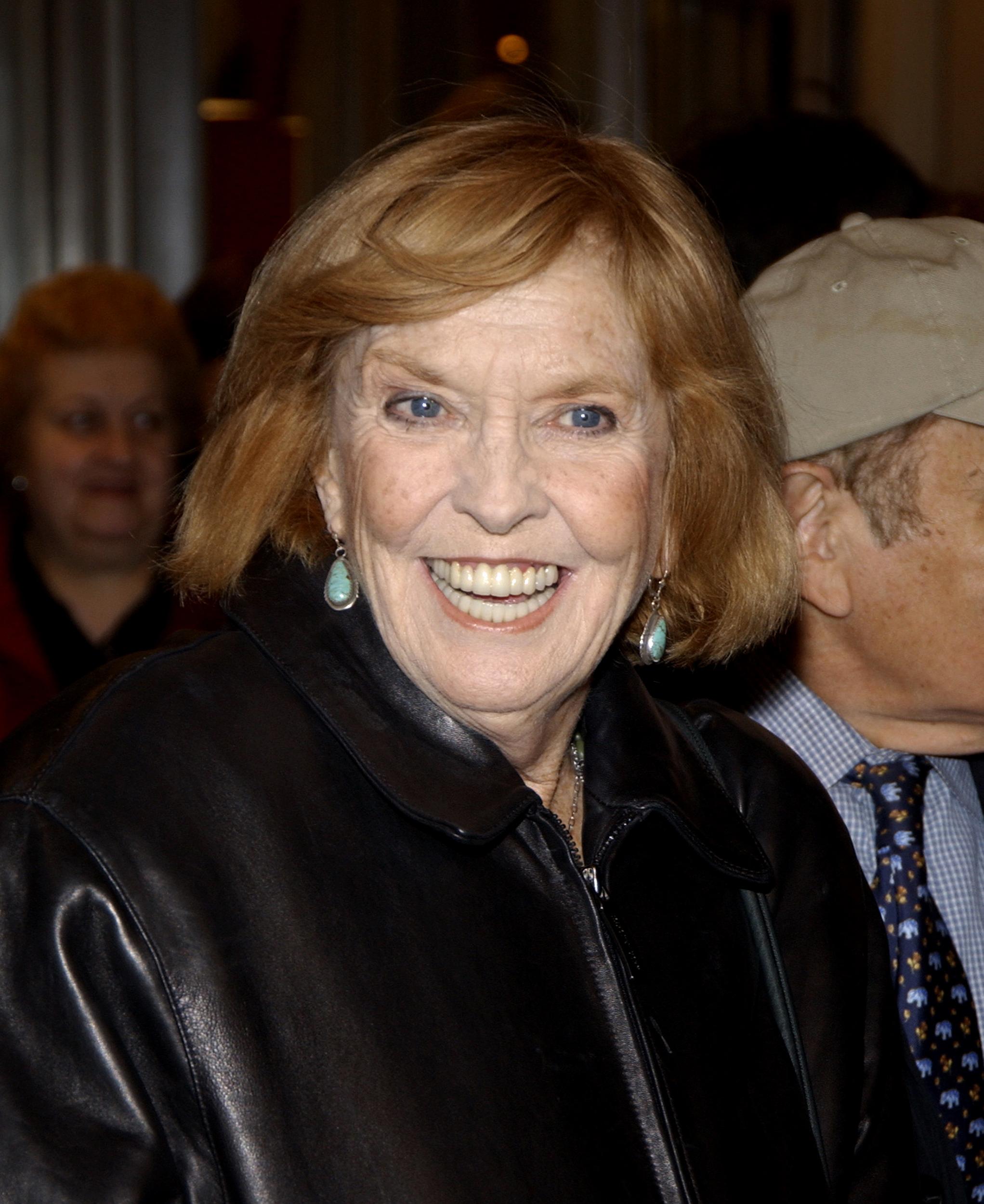 Actress And Comedian Anne Meara, Mom Of Ben Stiller, Dies