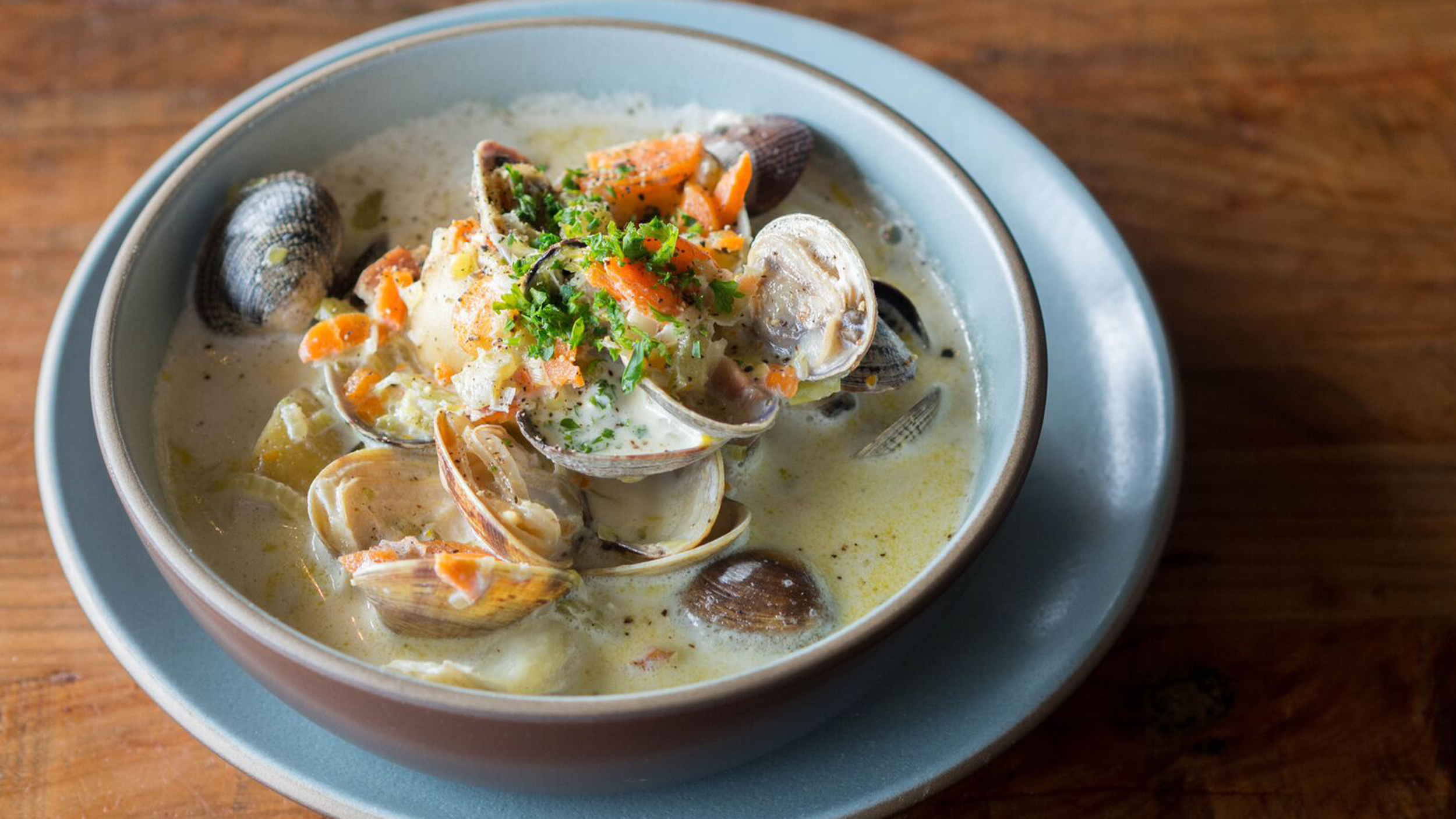 The best clam chowder recipe, inspired by San Francisco - TODAY.com