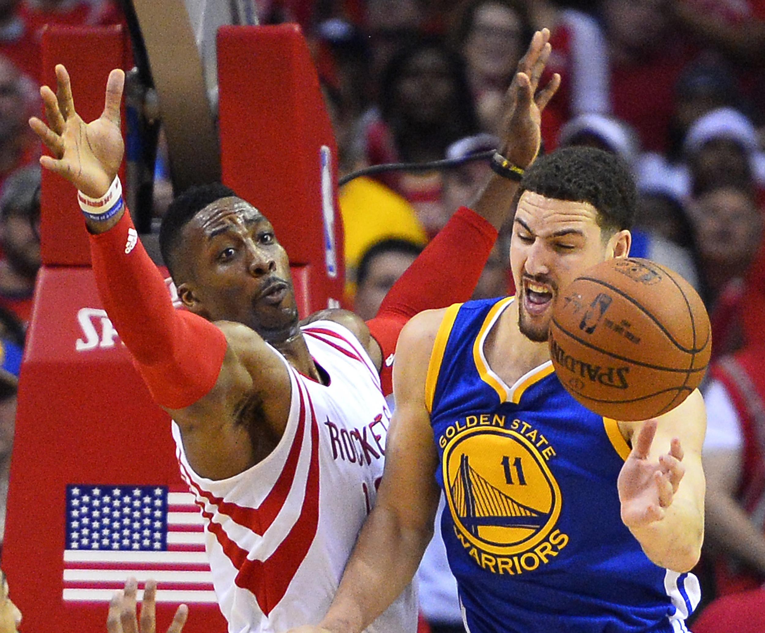 Overtime: Flooding Strands Houston Rockets Fans in Arena