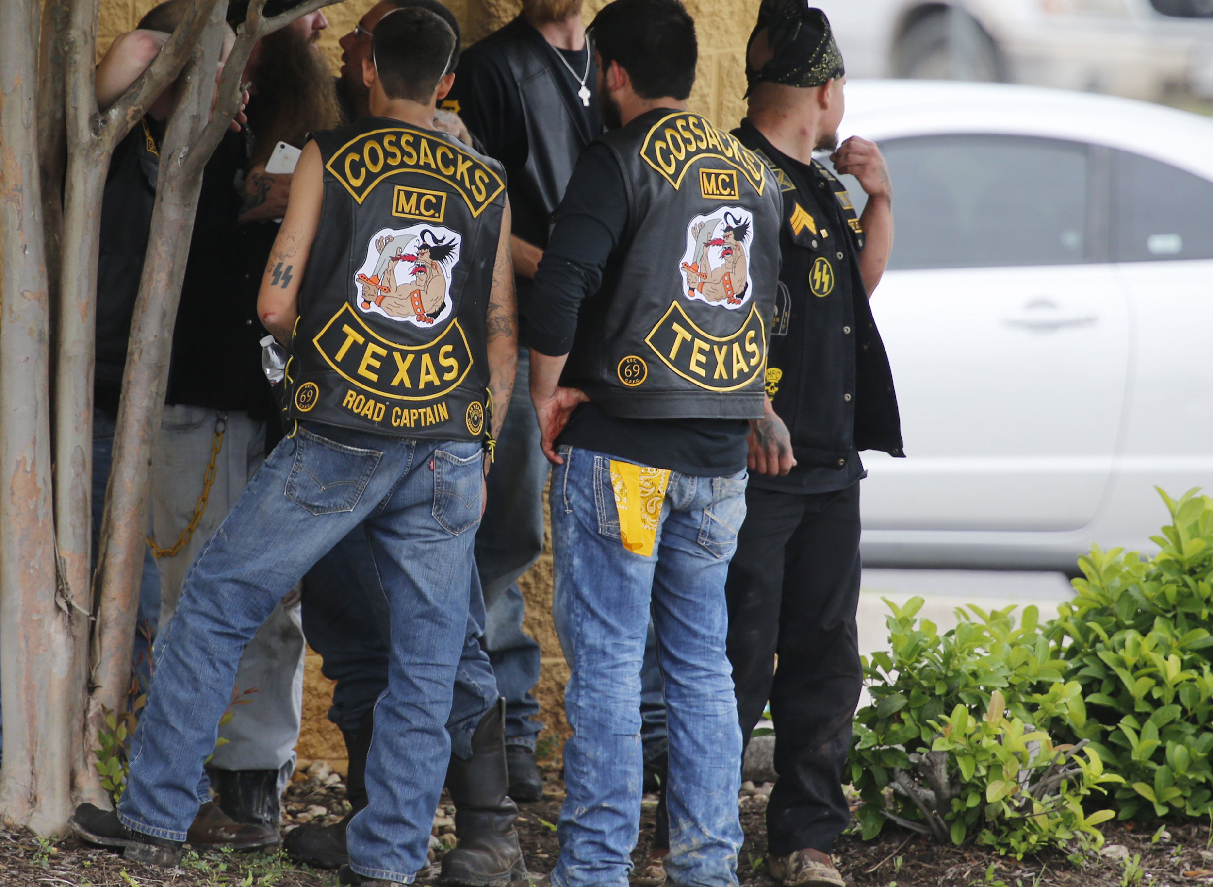 Outlaw Biker Gangs Prize U S  Soldiers, Feds Say