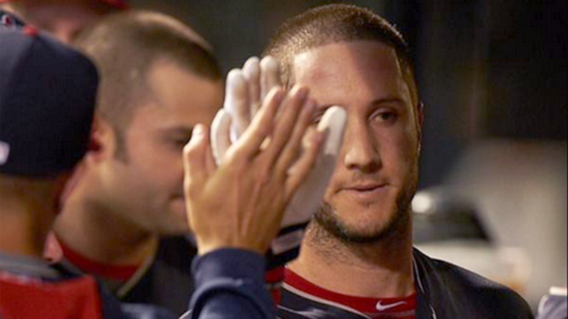 Cleveland Indians Shave Heads For Mike Aviles Daughter In Leukemia Battle Today Com