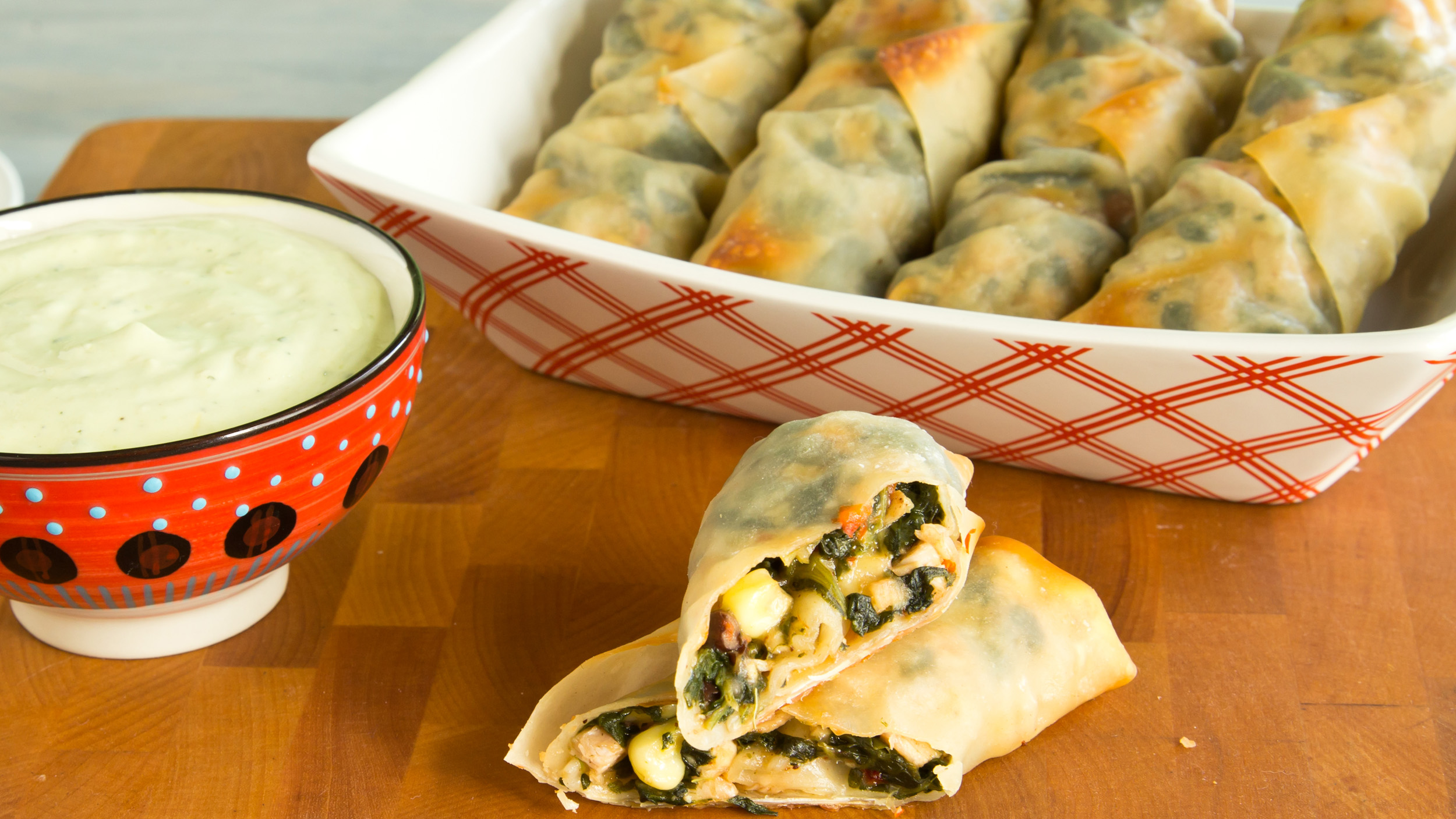 This Southwestern egg rolls recipe remakes a Chili's fave - TODAY.com