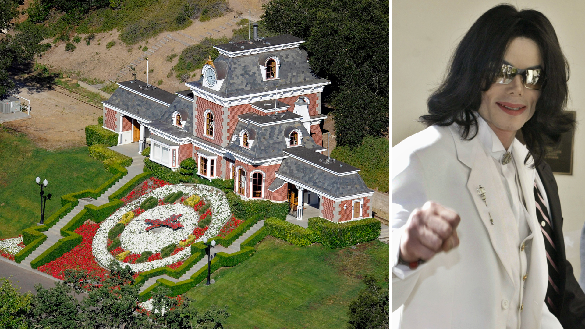 Michael Jackson Wallpaper For Bedroom Michael Jacksons Neverland Ranch Goes On Sale For 100 Million