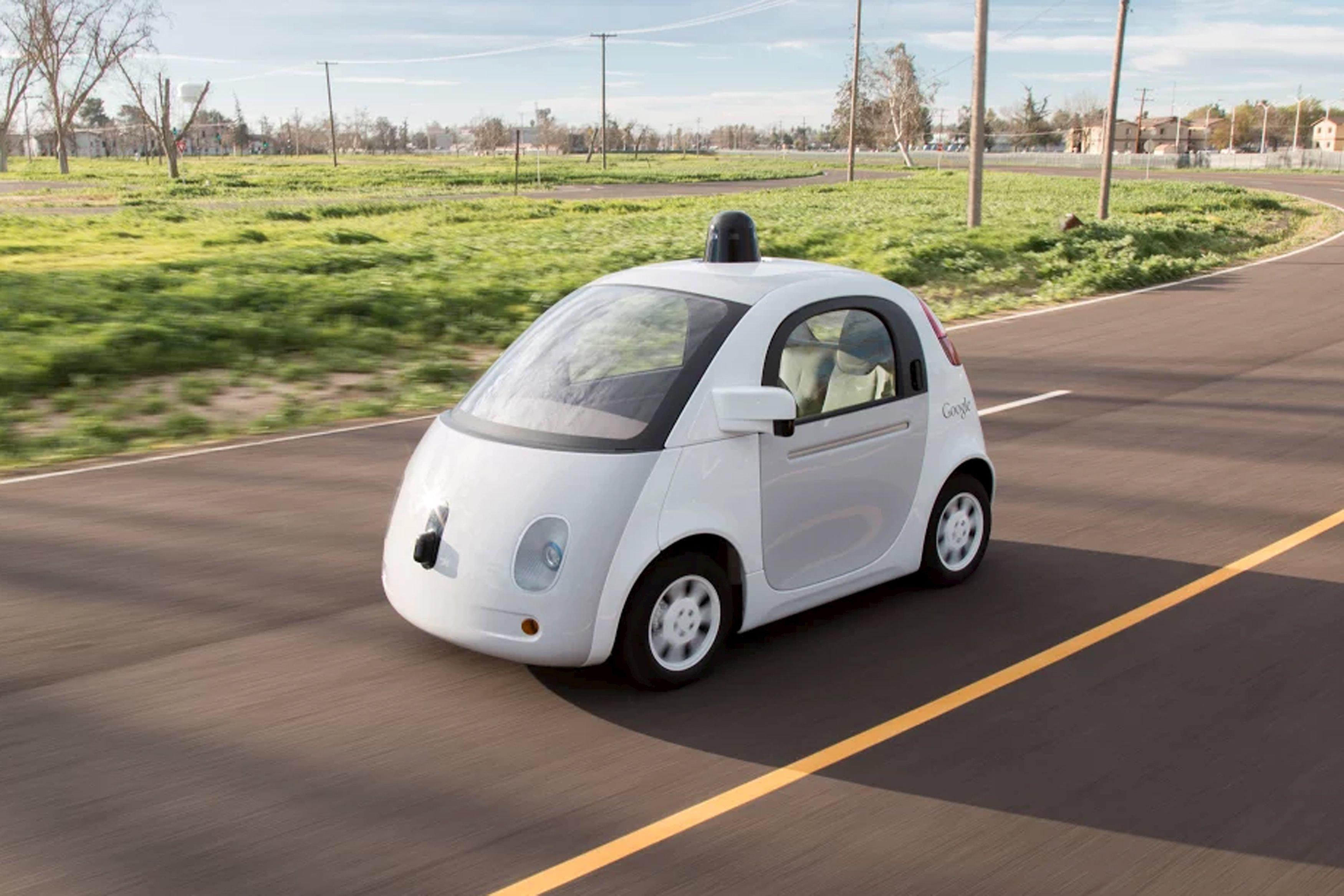 Google Tests Self-Driving Cars