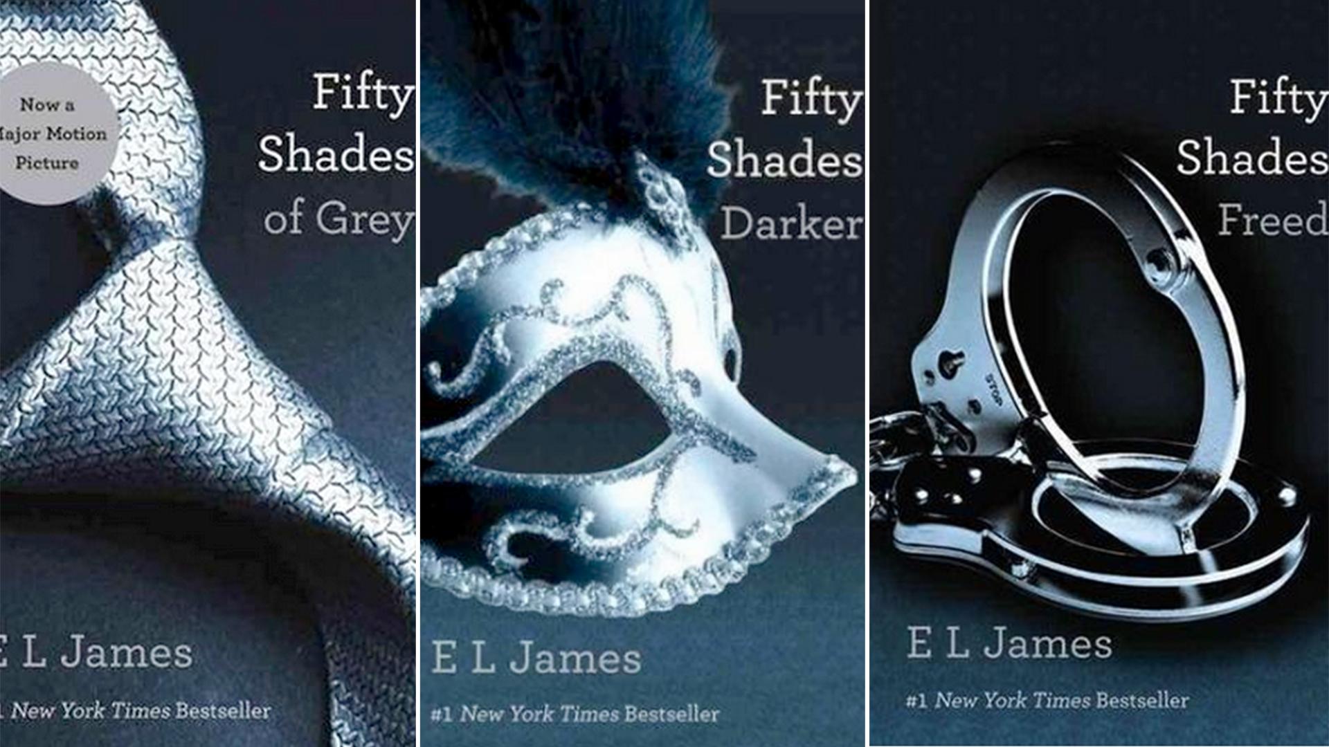 50 shades of gray book series