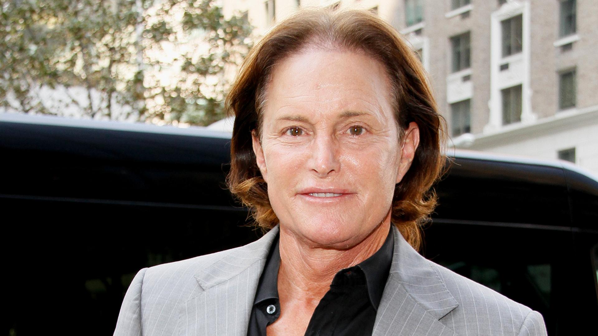 Bruce Jenner Appears As A Woman Caitlyn On Vanity Fair