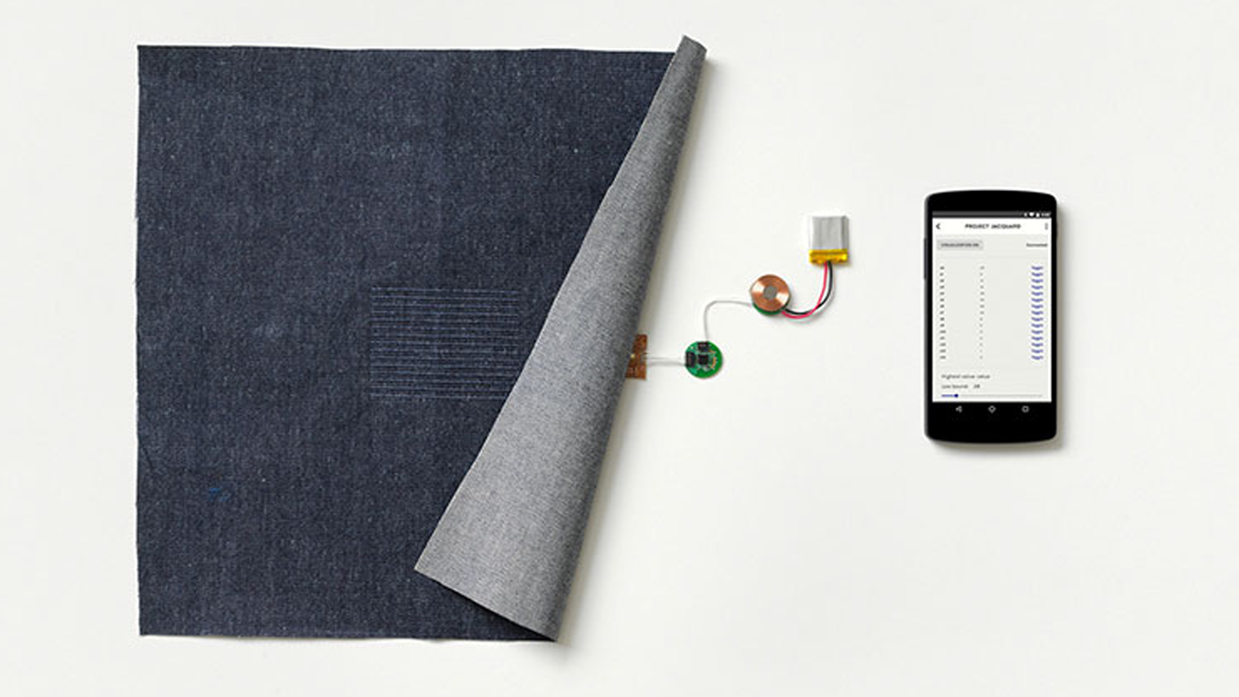f80d19ff6a5 'Smart jeans' and beyond: Google and Levi's pioneer new frontier of  wearable tech