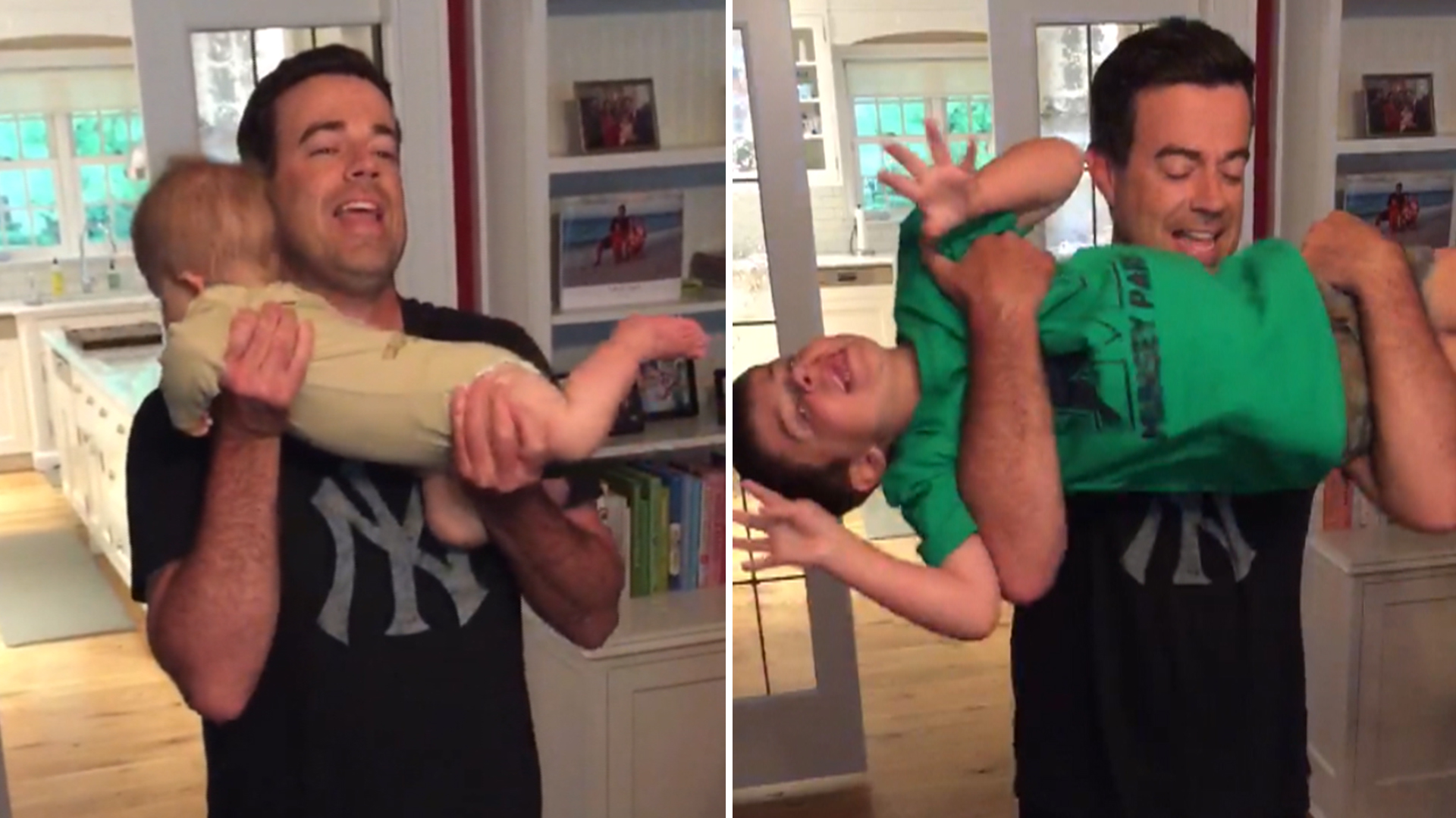 Today Show S Carson Daly Makes Working Mother S Hottest Dads List