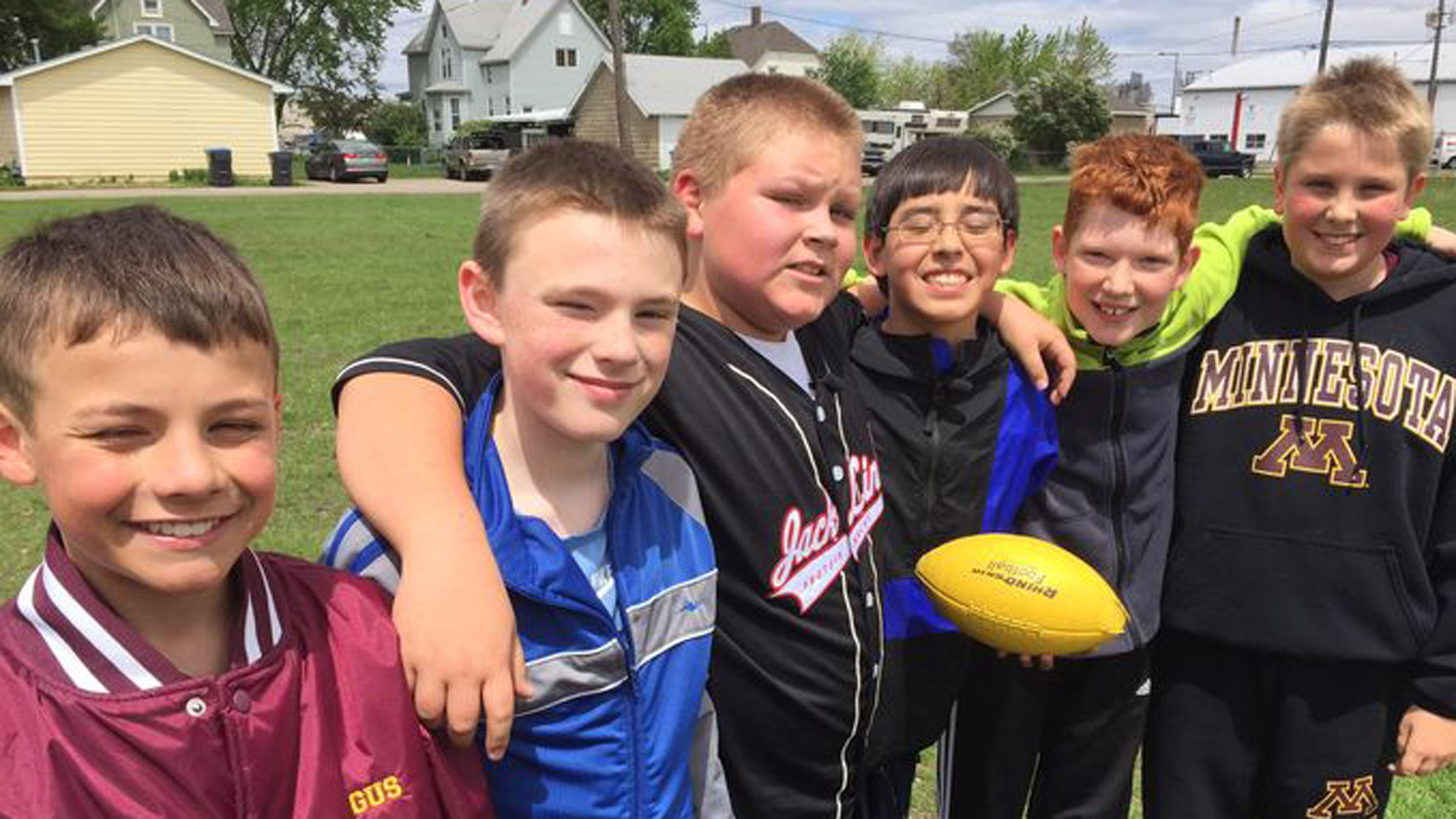 At one elementary school, 5 boys befriend the bullied — and change lives