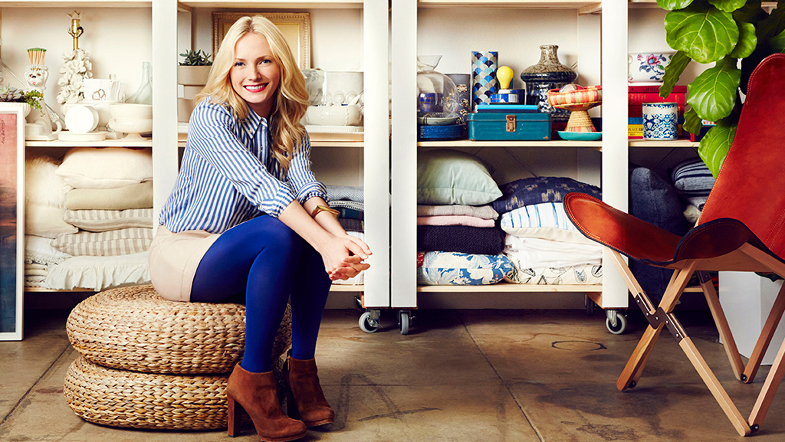 HGTV designer Emily Henderson on what every room in a home needs - TODAY.com
