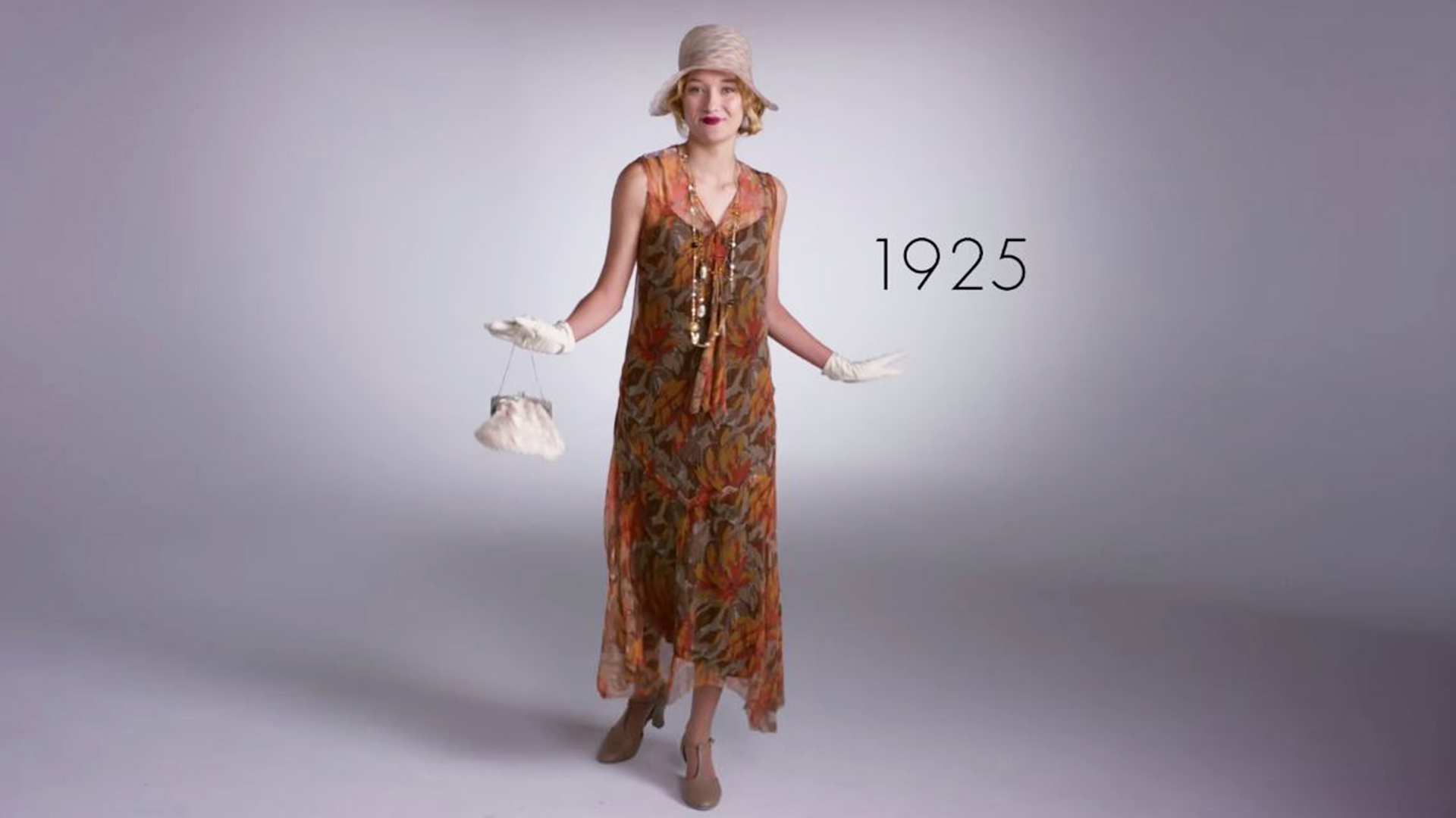 Watch 100 years of fashion in less than 3 minutes - TODAY.com