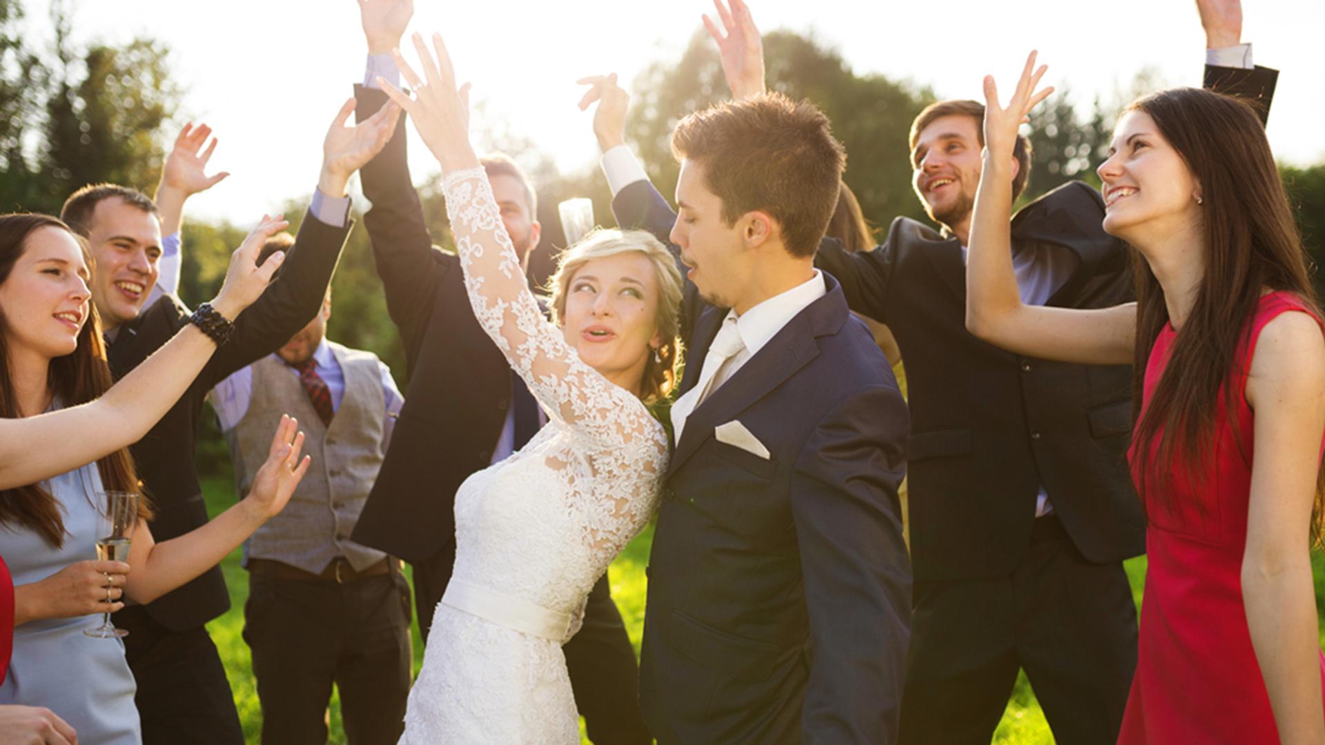 Spotifys Most Popular Wedding Song List