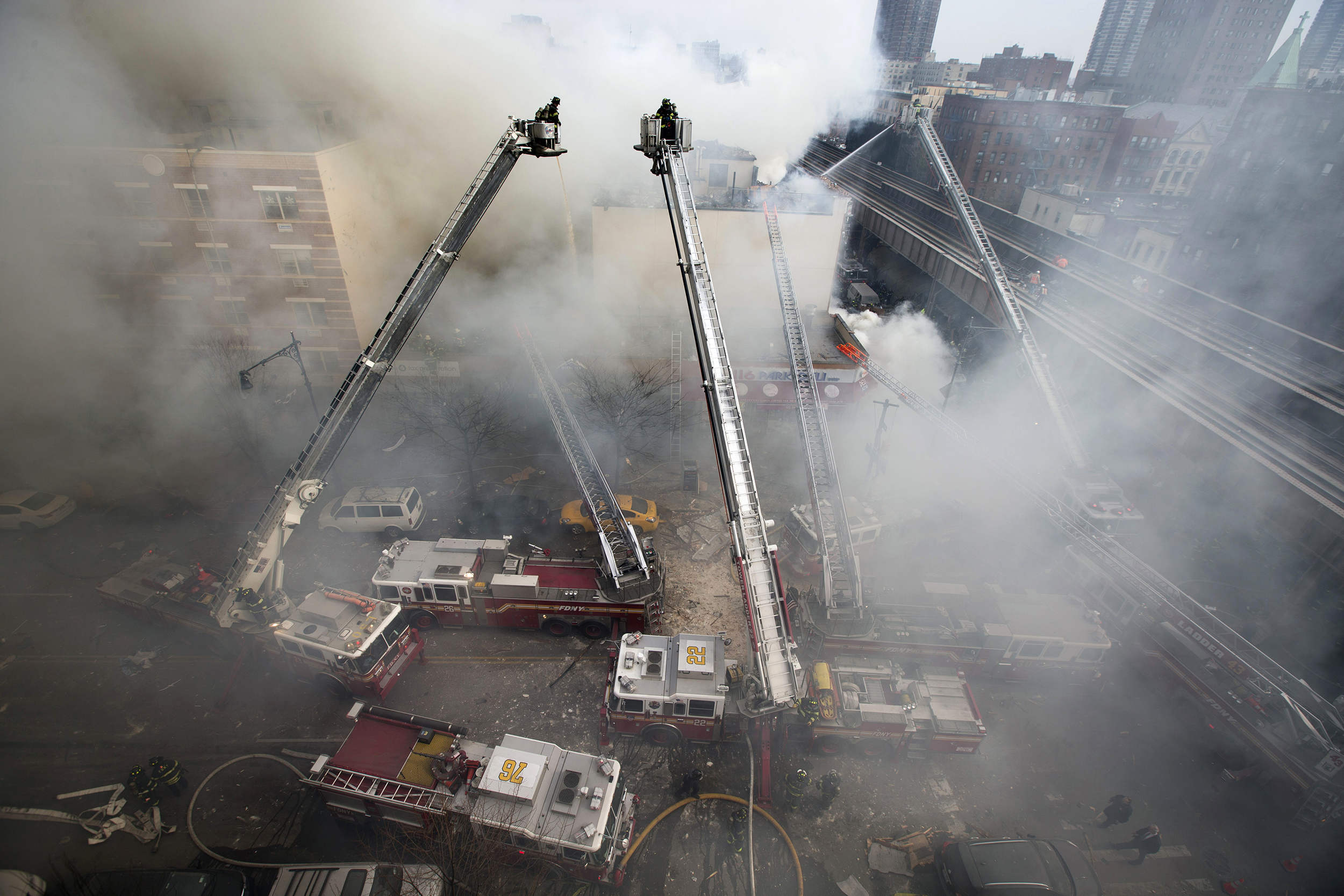 Improper Welding, Old Sewer Caused Deadly NYC Explosion