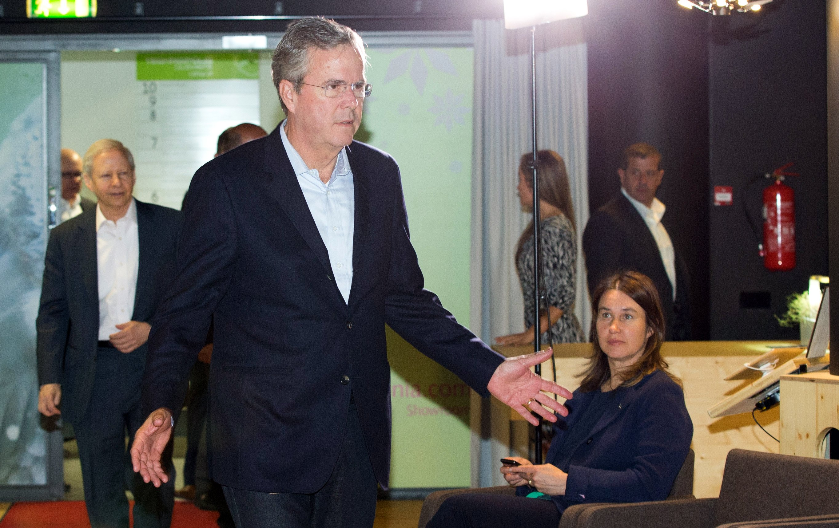 Jeb Bush Says 2016 Launch Event Is 'Going to Be Fun'