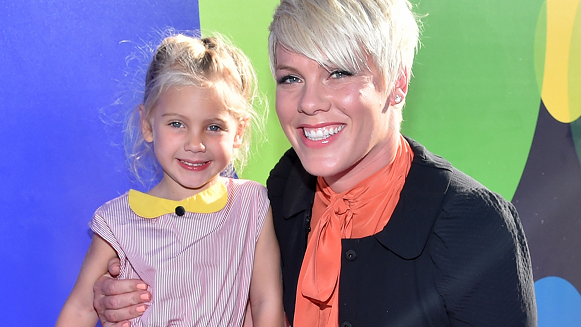Pink tweets the sweet birthday gift daughter Willow gave ... Justin Timberlake Concert