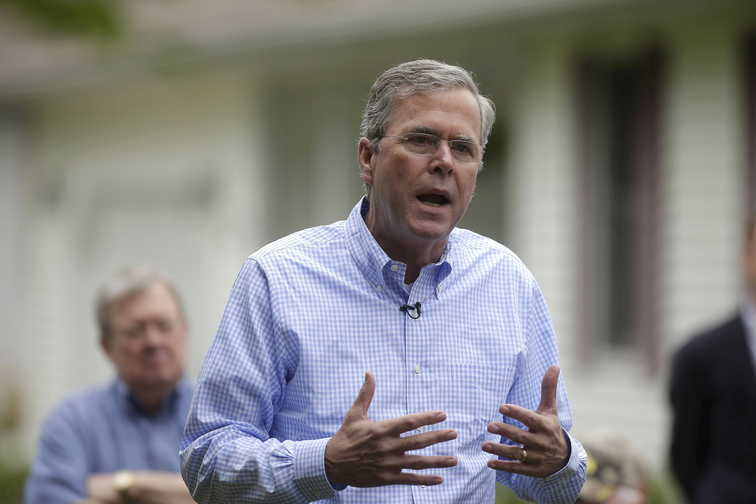 Jeb Bush Releases List of Donors to Education Foundation