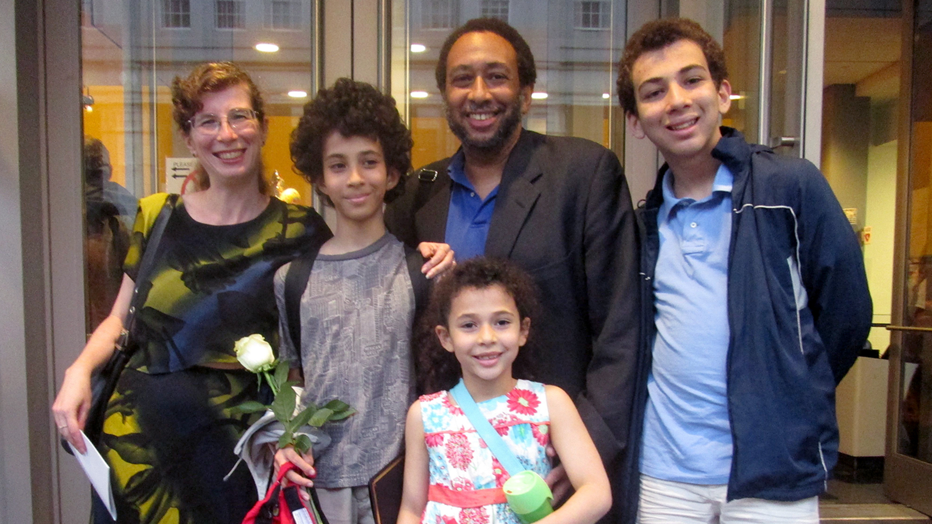 Why This Mom Of Biracial Kids Is Thankful For Rachel