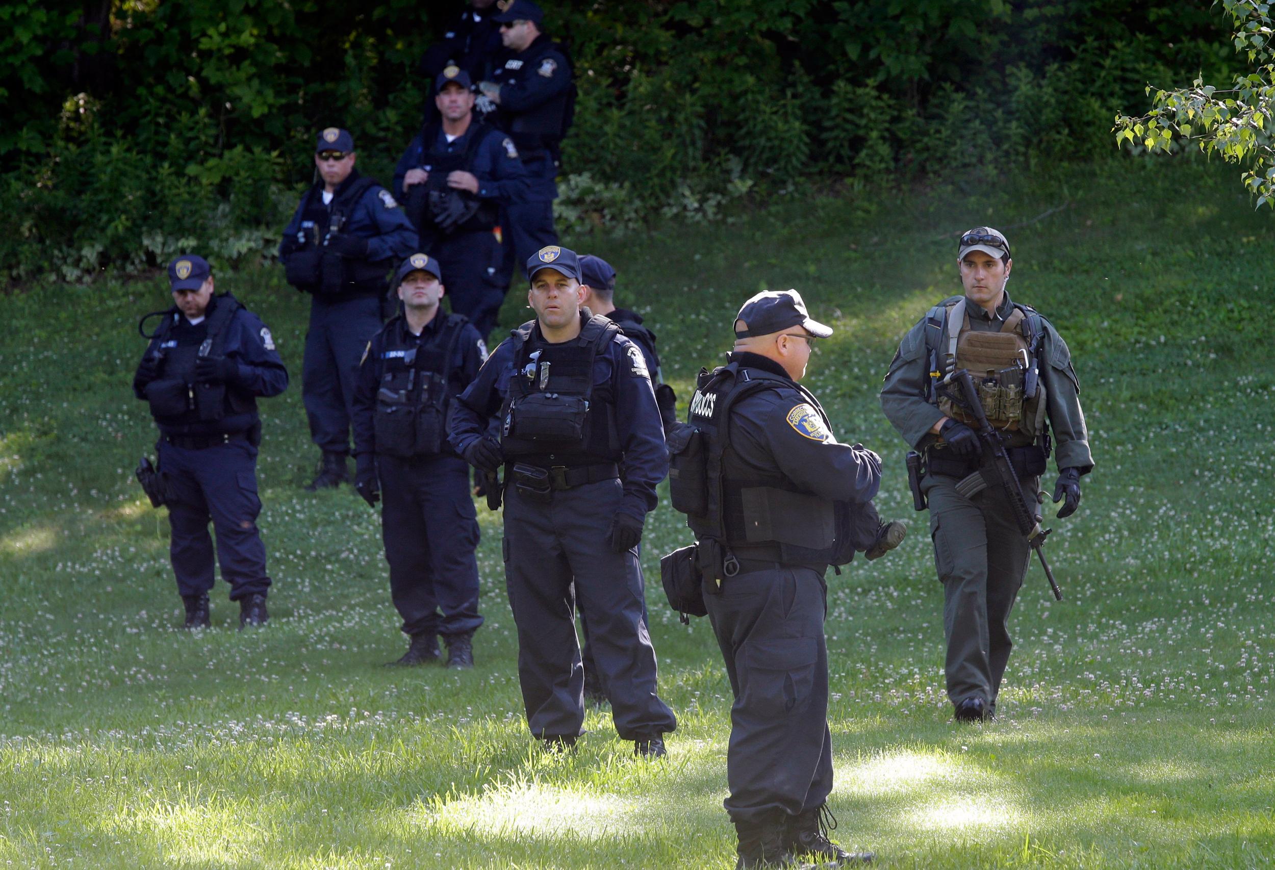 Escaped Killer Richard Matt Shot Dead by Officer, Other
