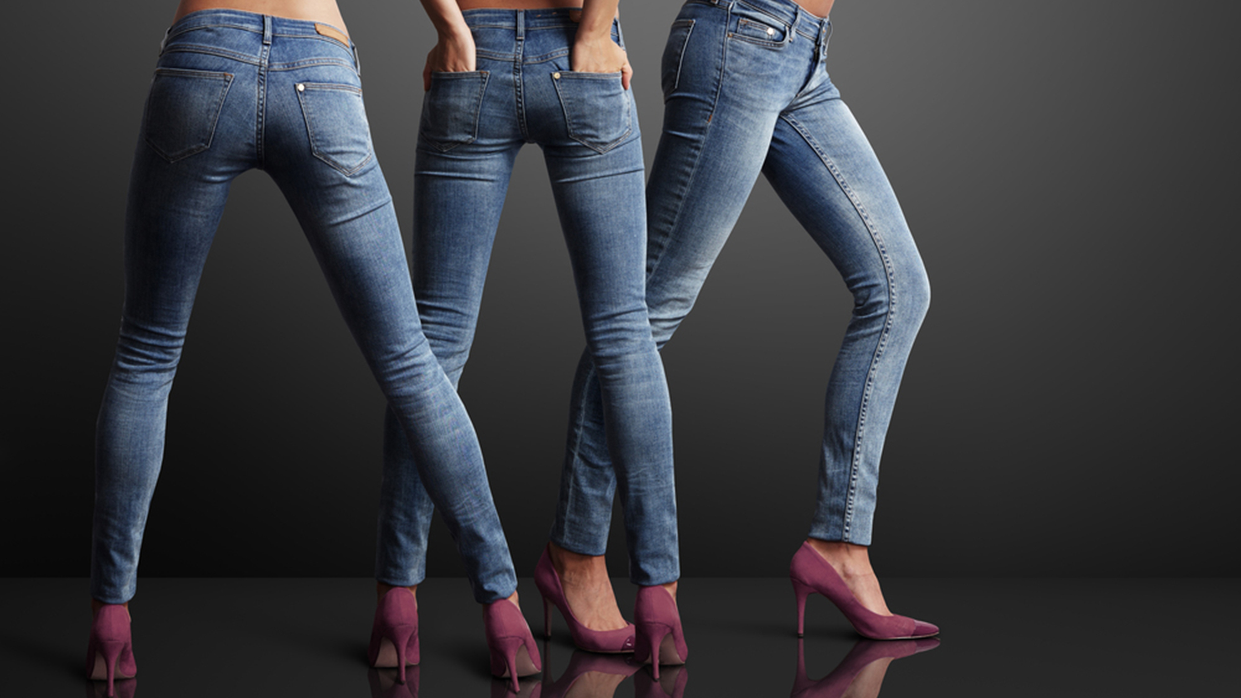 Woman hospitalized after her skinny jeans caused muscle damage ...