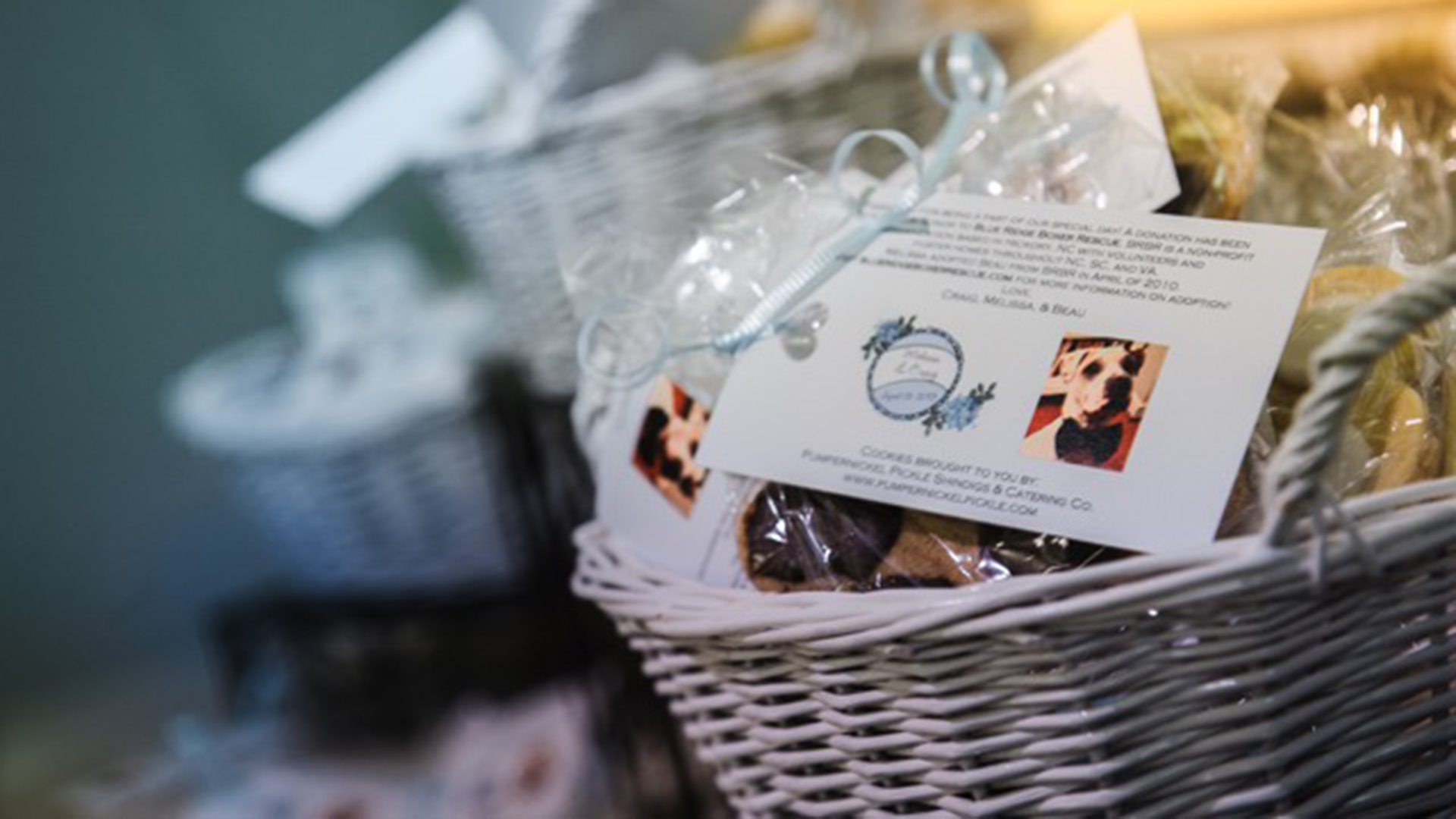 In Style Party Favors: New Wedding Trend: Skip Tired Party Favors, Donate Instead