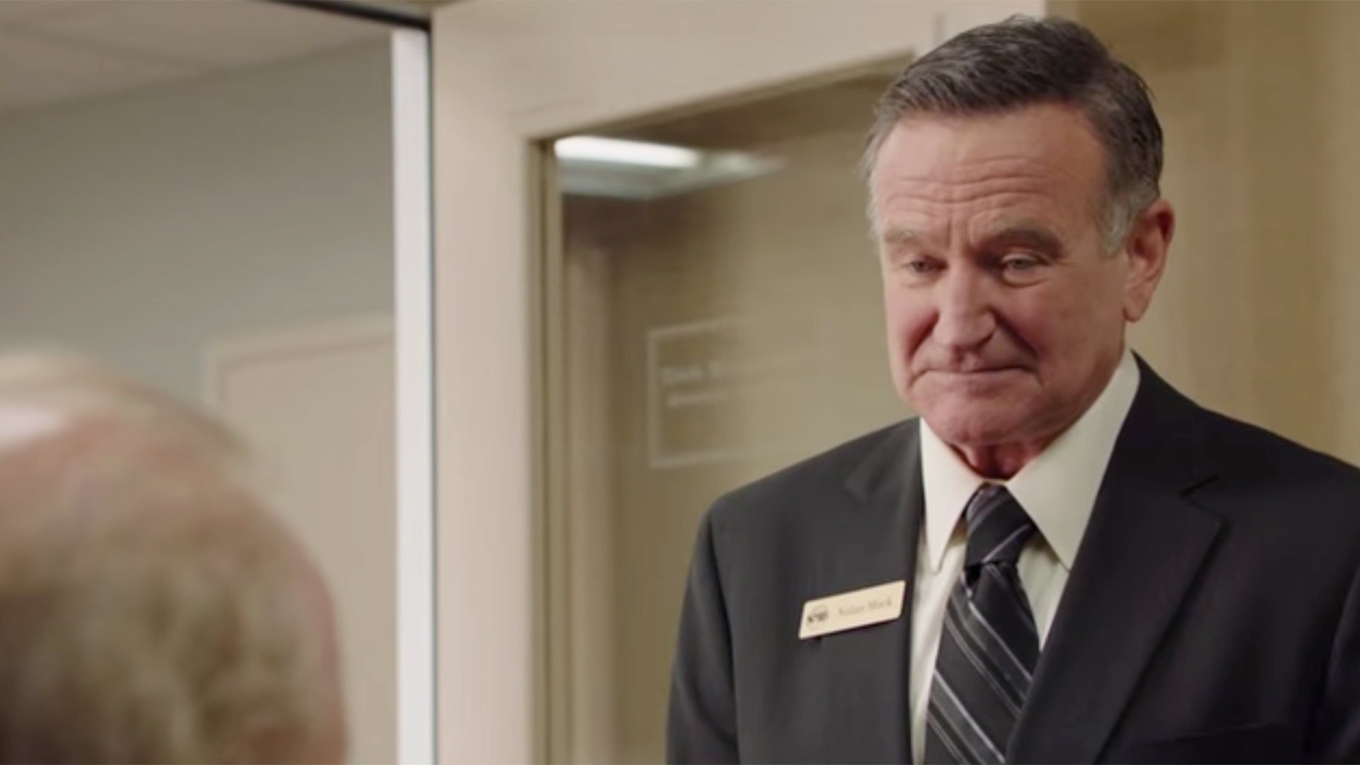 an analysis of the movie the awakening and the role of robin williams