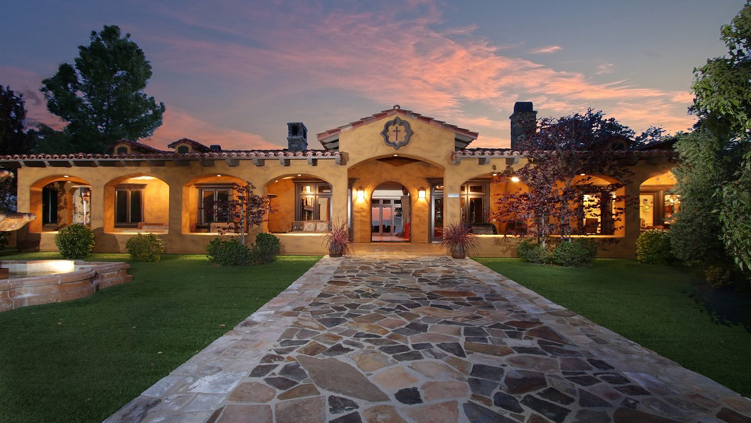 See inside this family fun california compound for Big ranch house