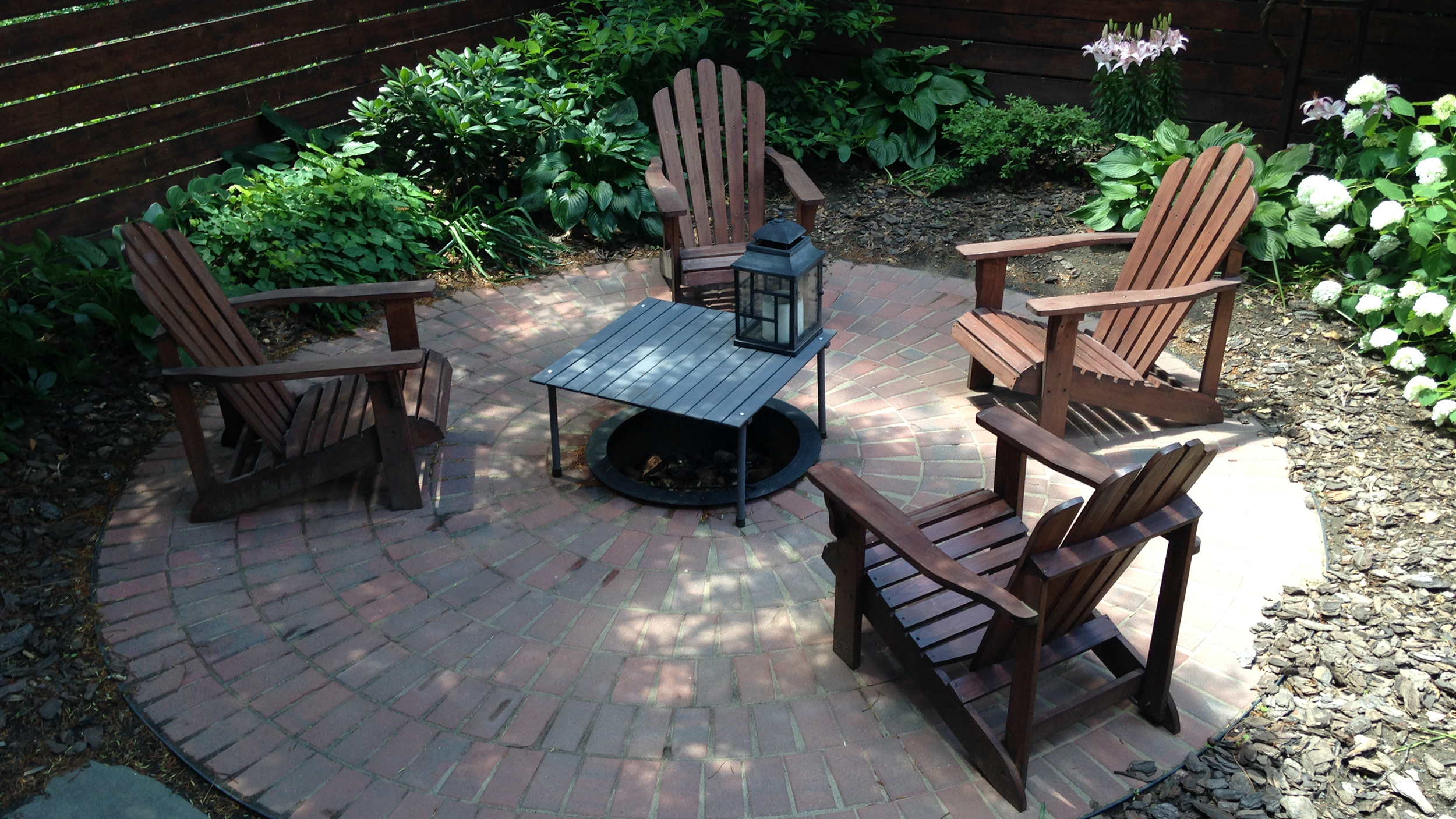 diy how to create a backyard brick patio today com