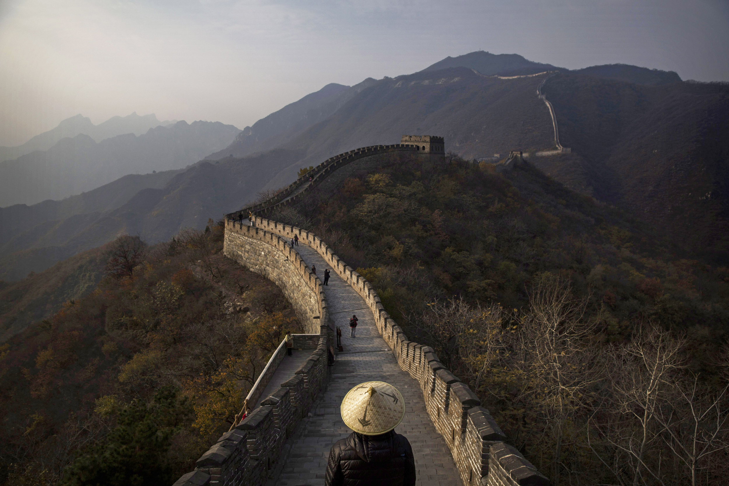 China s Great Wall 30 Percent of UNESCO World Heritage Site Gone