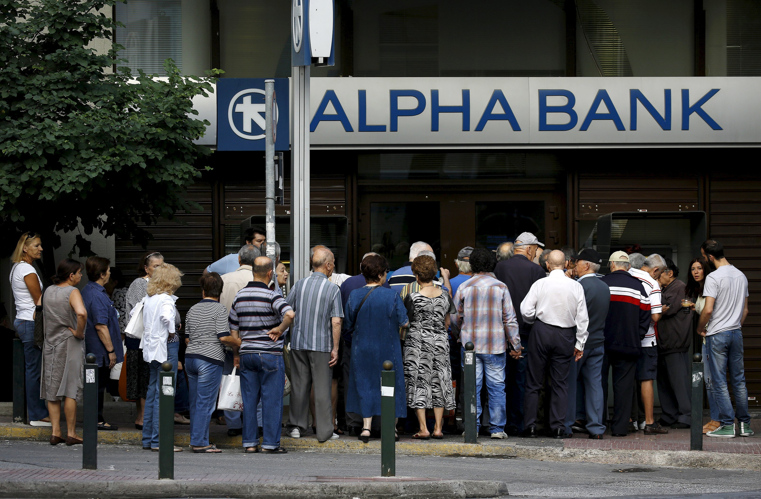 Defiant Greek Leader Pushes Ahead With Referendum