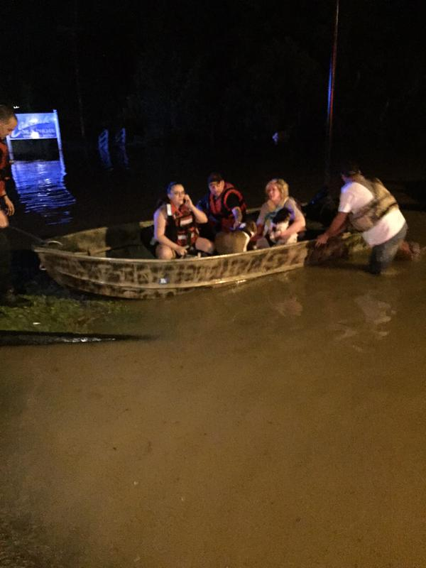 60 Rescued After Heavy Rains Trigger Floods in Missouri